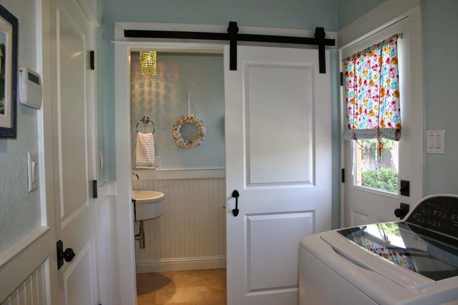 A Stroll Thru Life: 218Th Inspire Me Tuesday   Laundry 20+ Designs For Laundry Room Bathroom Combination Ideas
