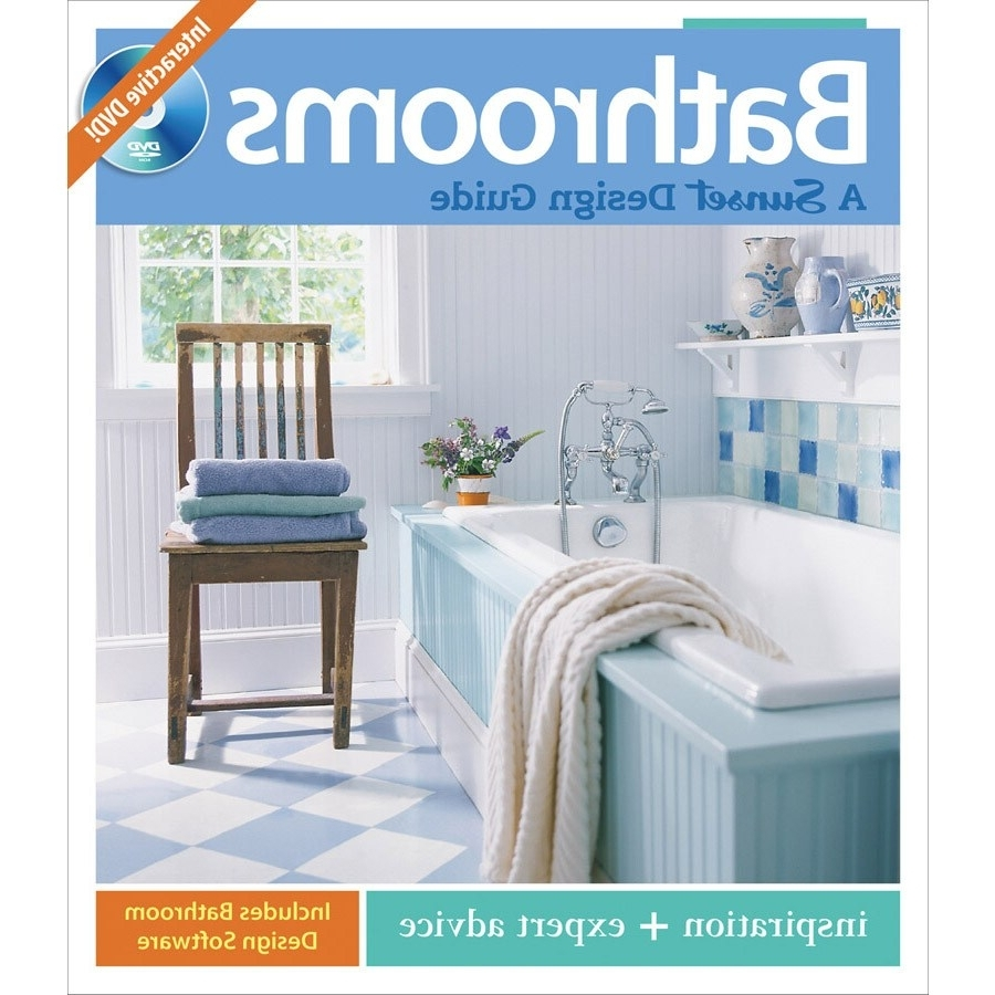 A Sunset Design Guide To Bathrooms In The Books Department Lowes Bathroom Idea Book