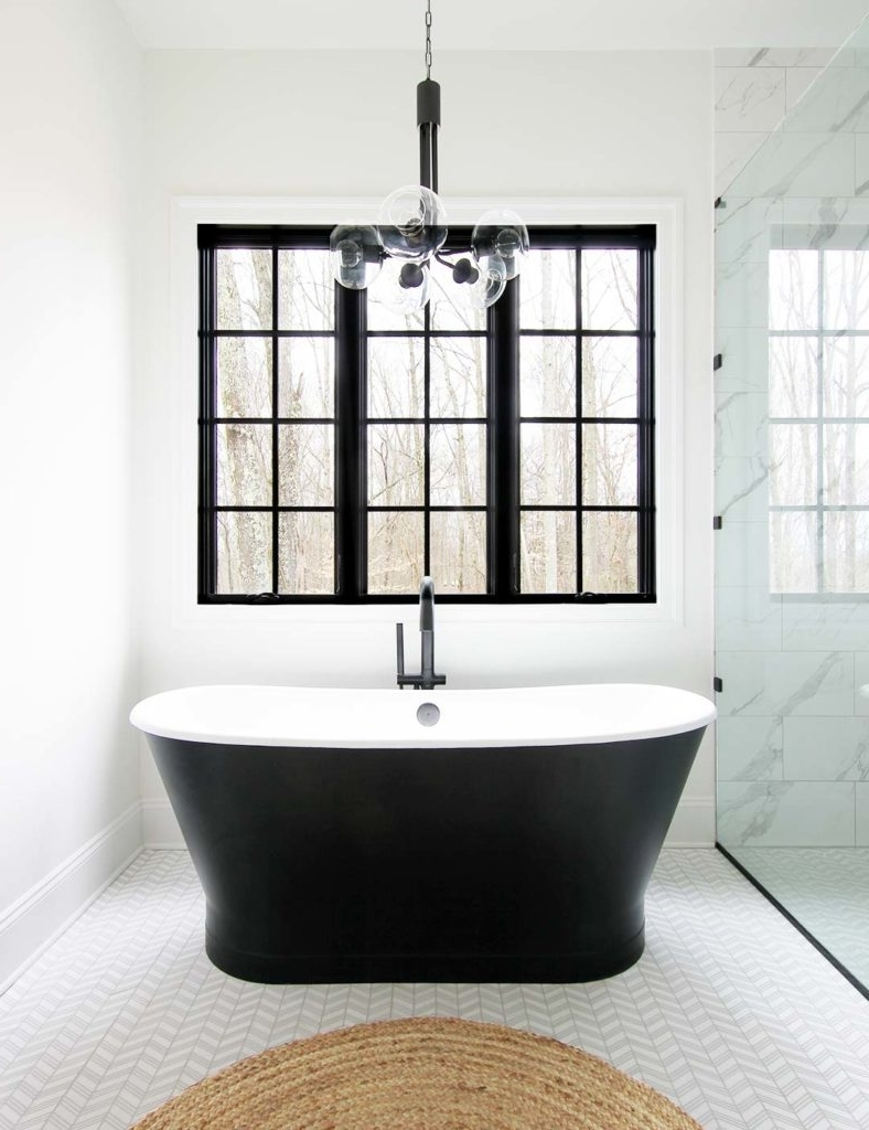 Acrylic Vs Cast Iron Tub: Which Is The Right Choice For You 40+ Cast Iron Tub Bathroom Design Inspirations