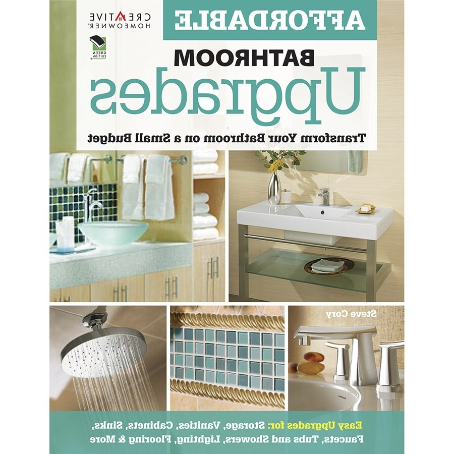 Affordable Bathroom Upgrades In The Books Department At 20+ Lowes Bathroom Idea Book Ideas