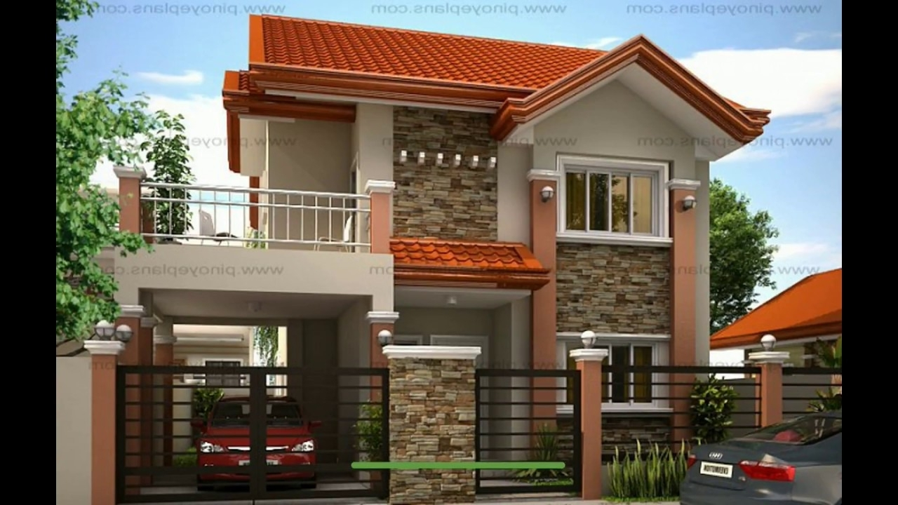 Affordable Philippine House Plan Volume 2 Low Cost 2 Storey Apartment Design Philippines
