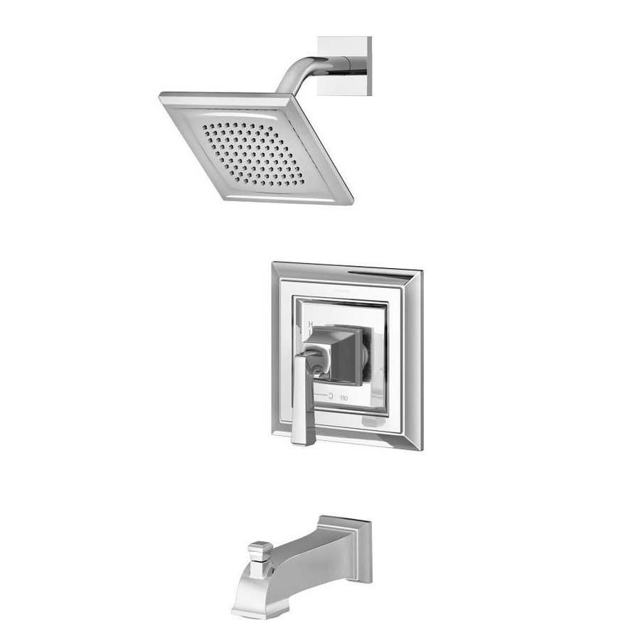 American Standard Town Square S Polished Chrome 1 Handle 30+ Lowe'S Bathroom Design Tool Inspirations