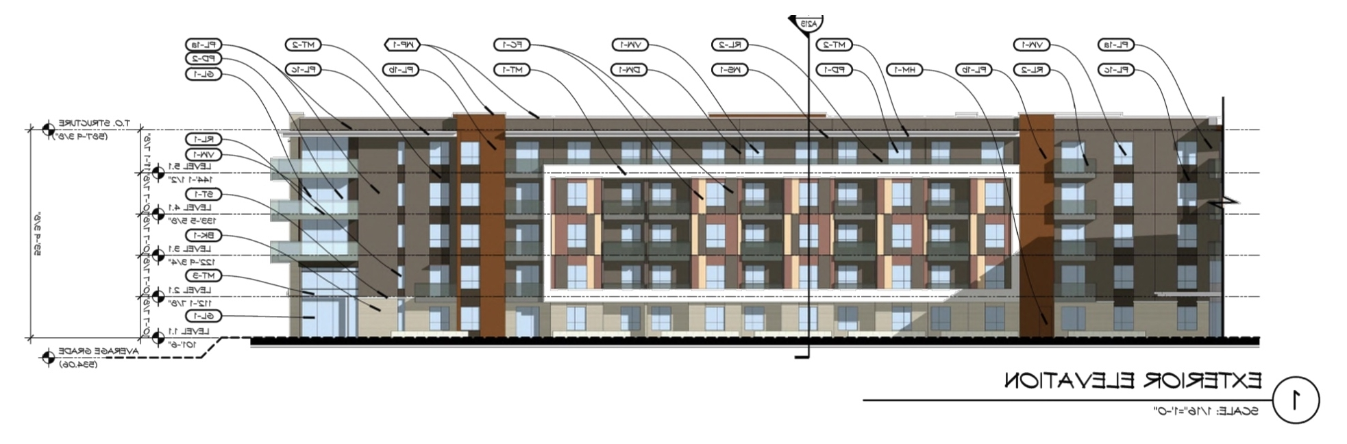 Apartment Development On The Way For A South Lamar Storage Texas Donut Apartment Design