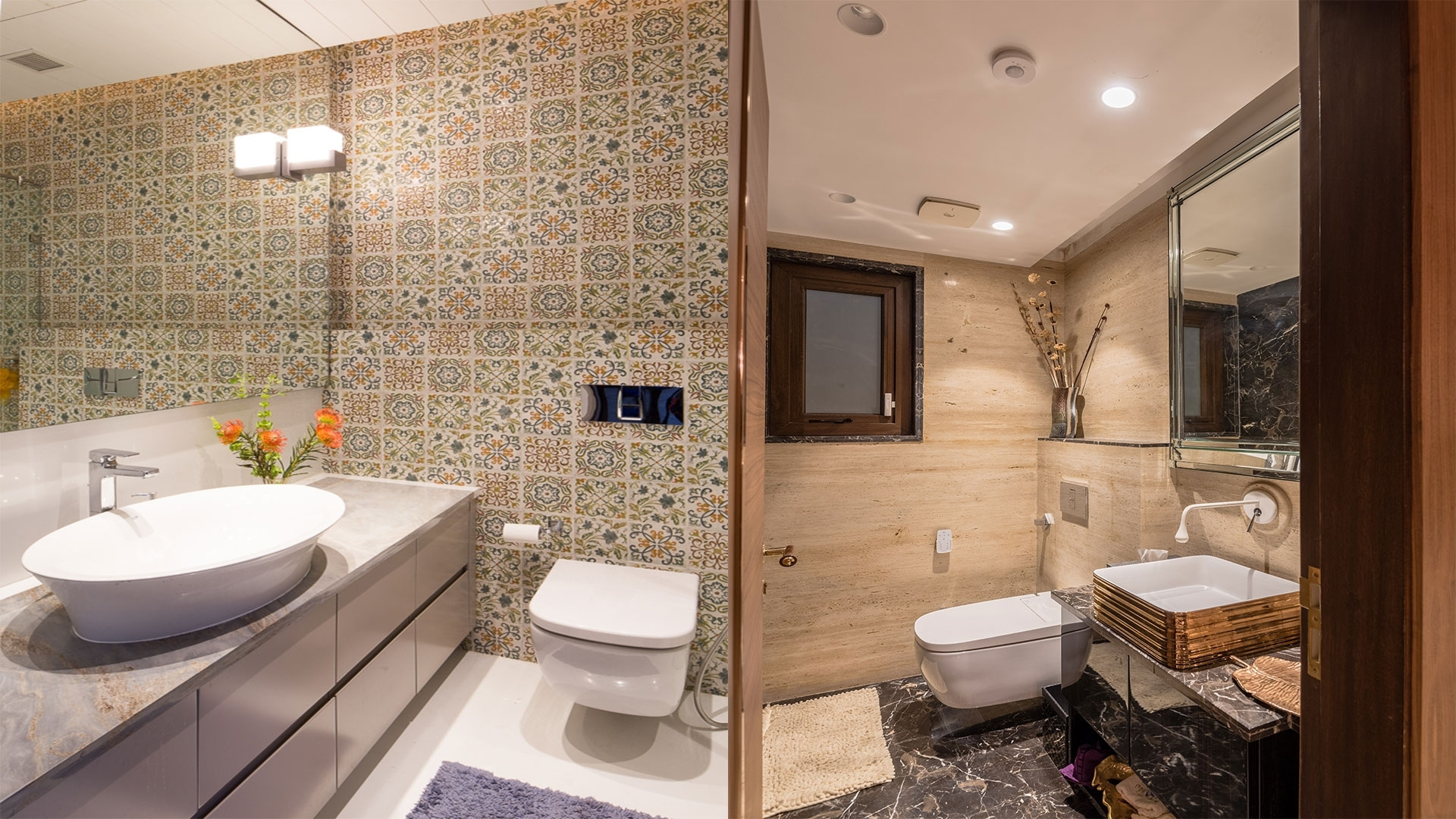 Bathroom Design: Experts Revel Ways To Design This Space On 20+ Bathroom Tiles For Small Bathrooms India Inspirations