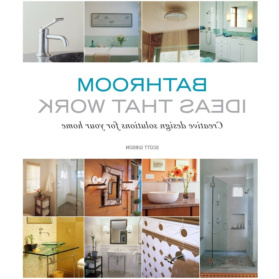 Bathroom Ideas That Work In The Books Department At Lowes Lowes Bathroom Idea Book