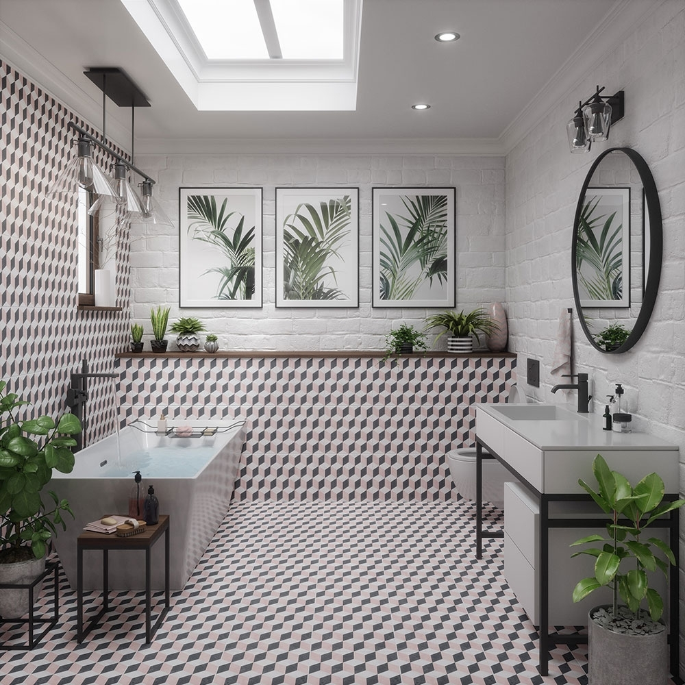 Bathroom Trends 2020 – The Best New Looks For Your Space Ensuite Bathroom 2019