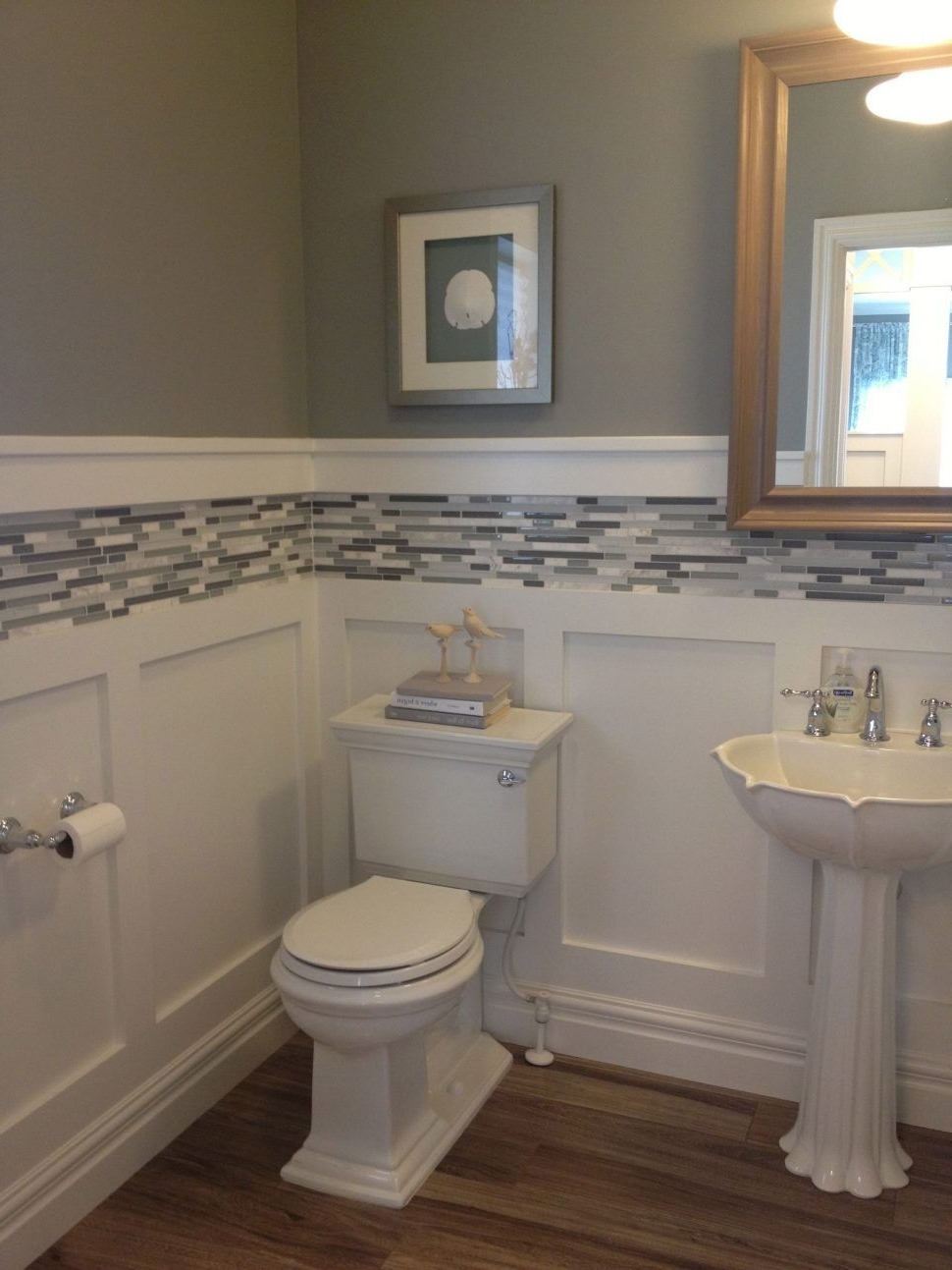 Bathroom:wainscoting Ideas Bathroom Pictures Images Small 10+ Small Bathroom Designs With Wainscoting Ideas