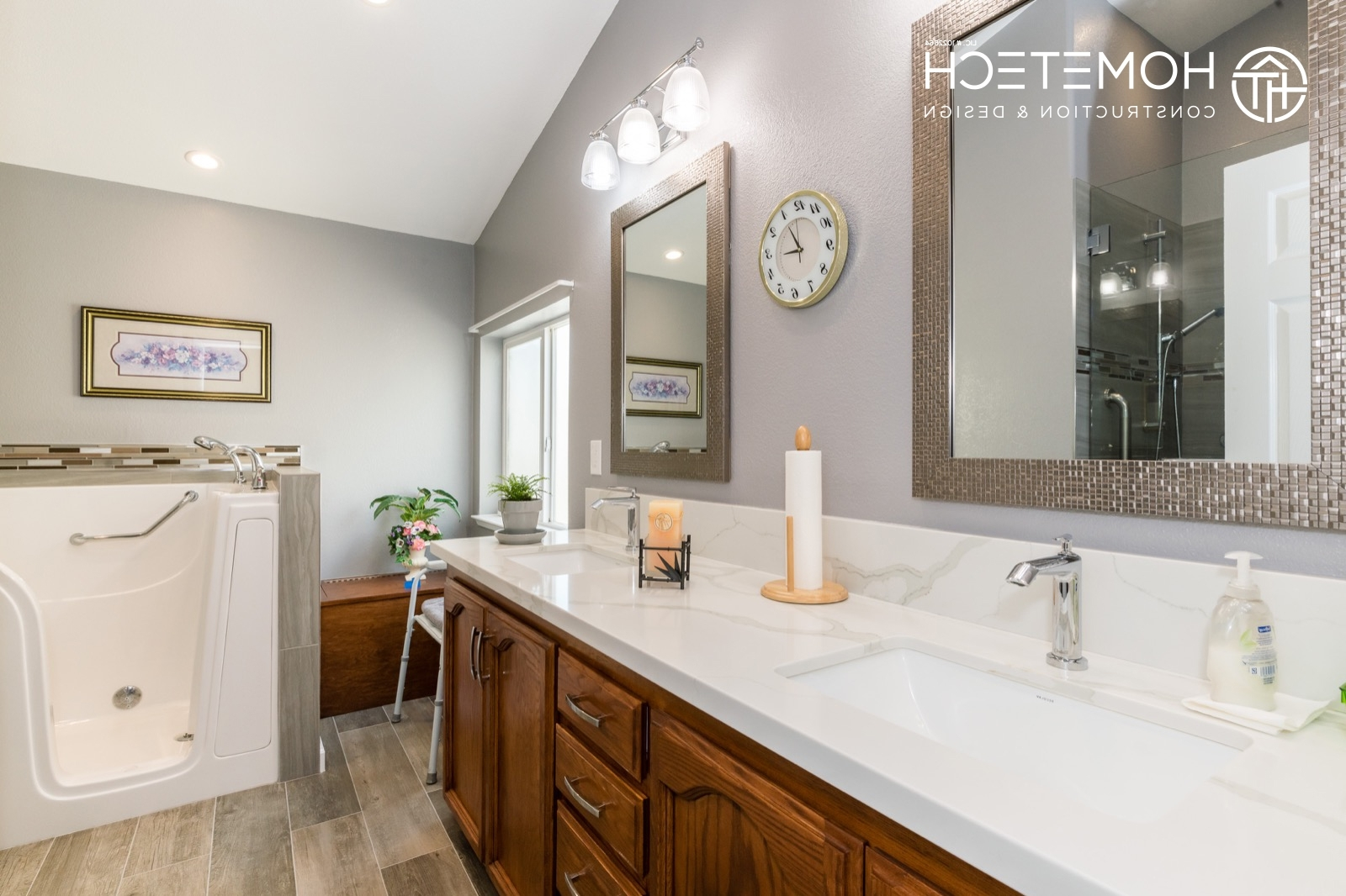 Before & After: Gorgeous Mobile Home Bathroom Remodel 40+ Mobile Home Bathroom Renovation Ideas