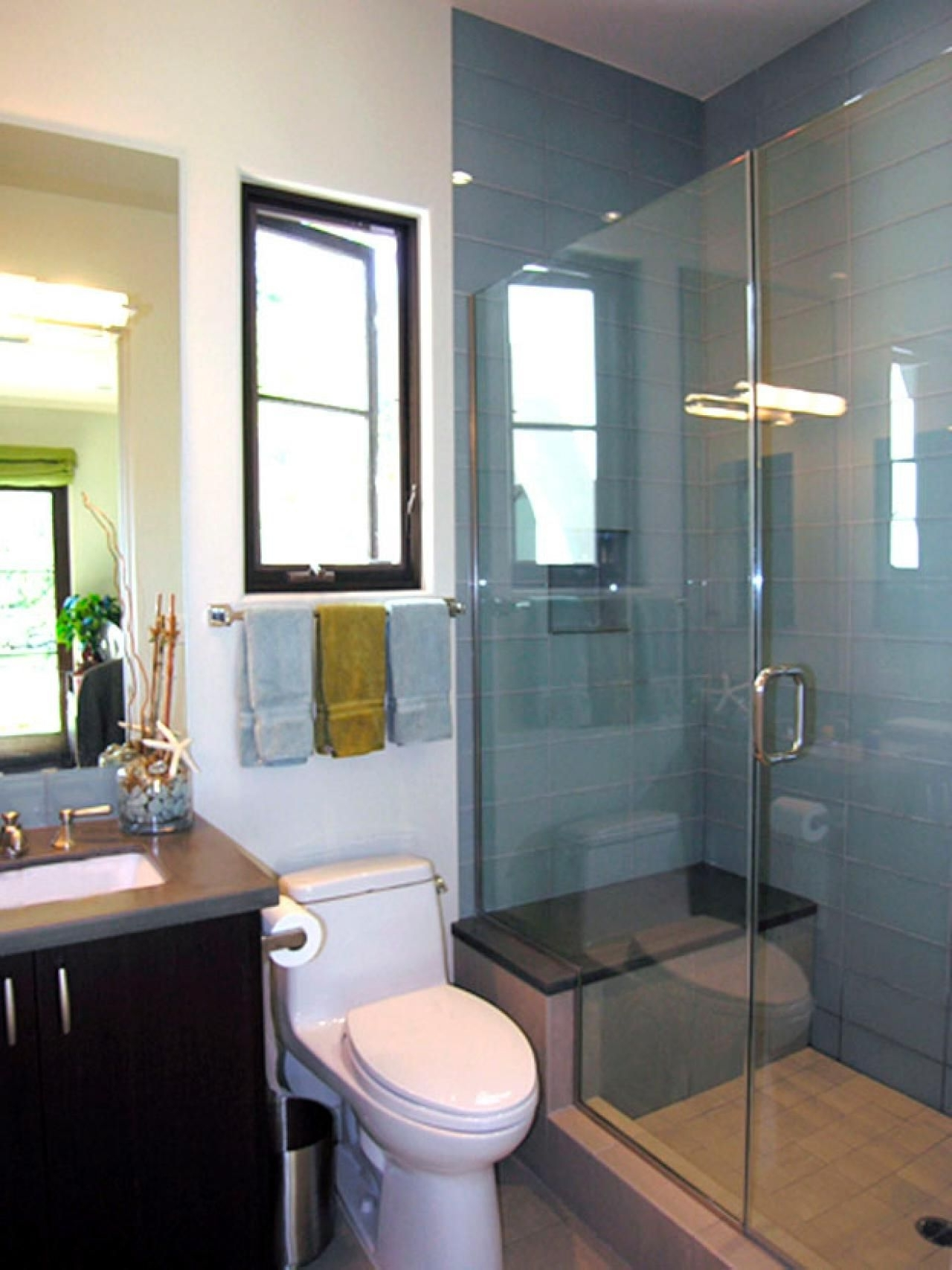 Before You Know It, Your Shower Or Tub Can Become A 20+ Quarter Bathroom Designs Inspirations