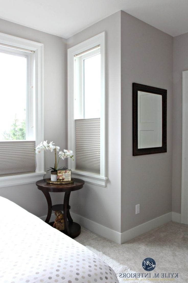 Benjamin Moore Abalone In A Guest Bedroom Wtih Cellular Abalone Paint Color Living Room