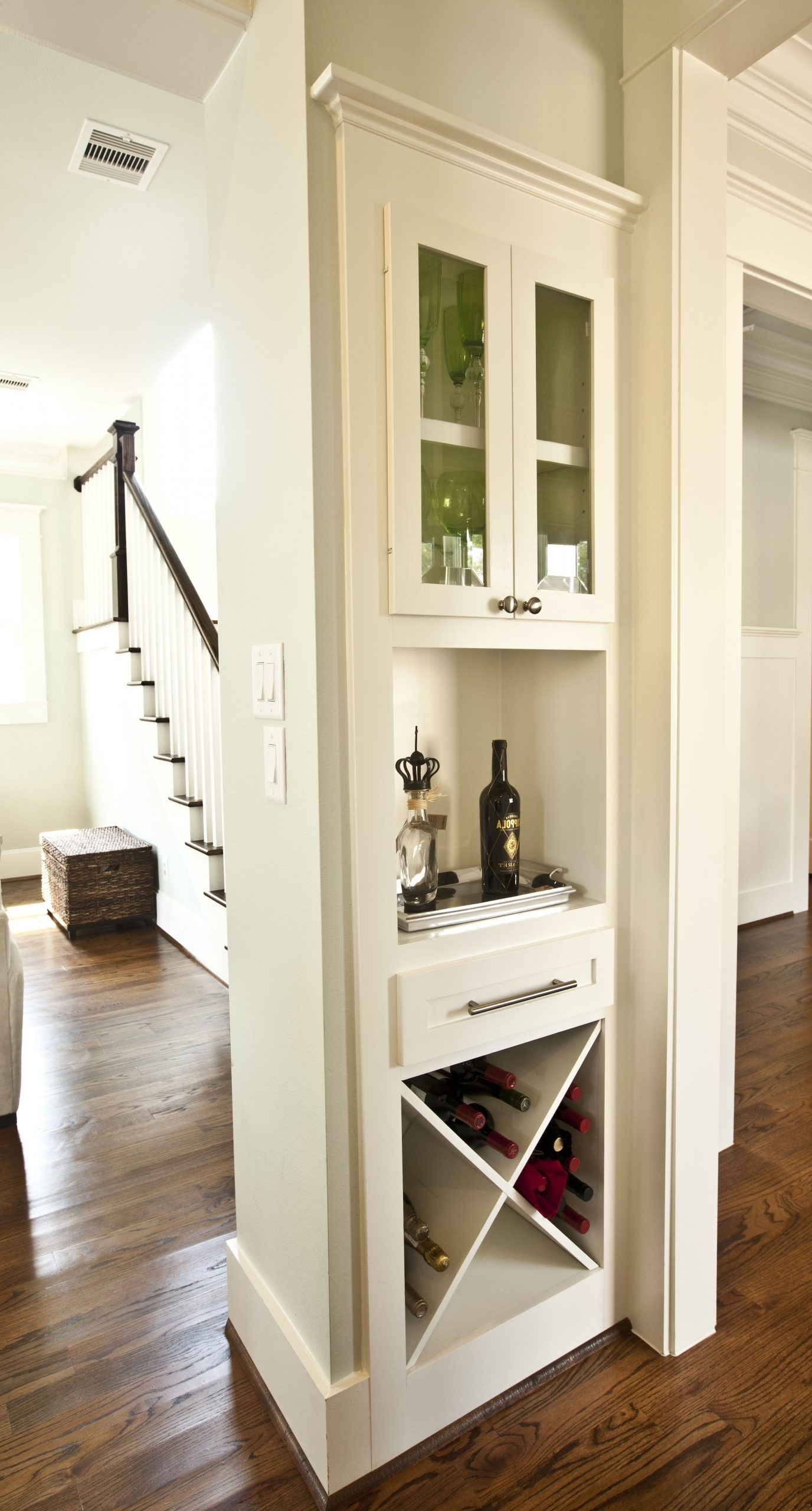 Built In Mini Bar Around The Corner | Bars For Home, Small 10+ Small Living Room With Minibar Inspirations
