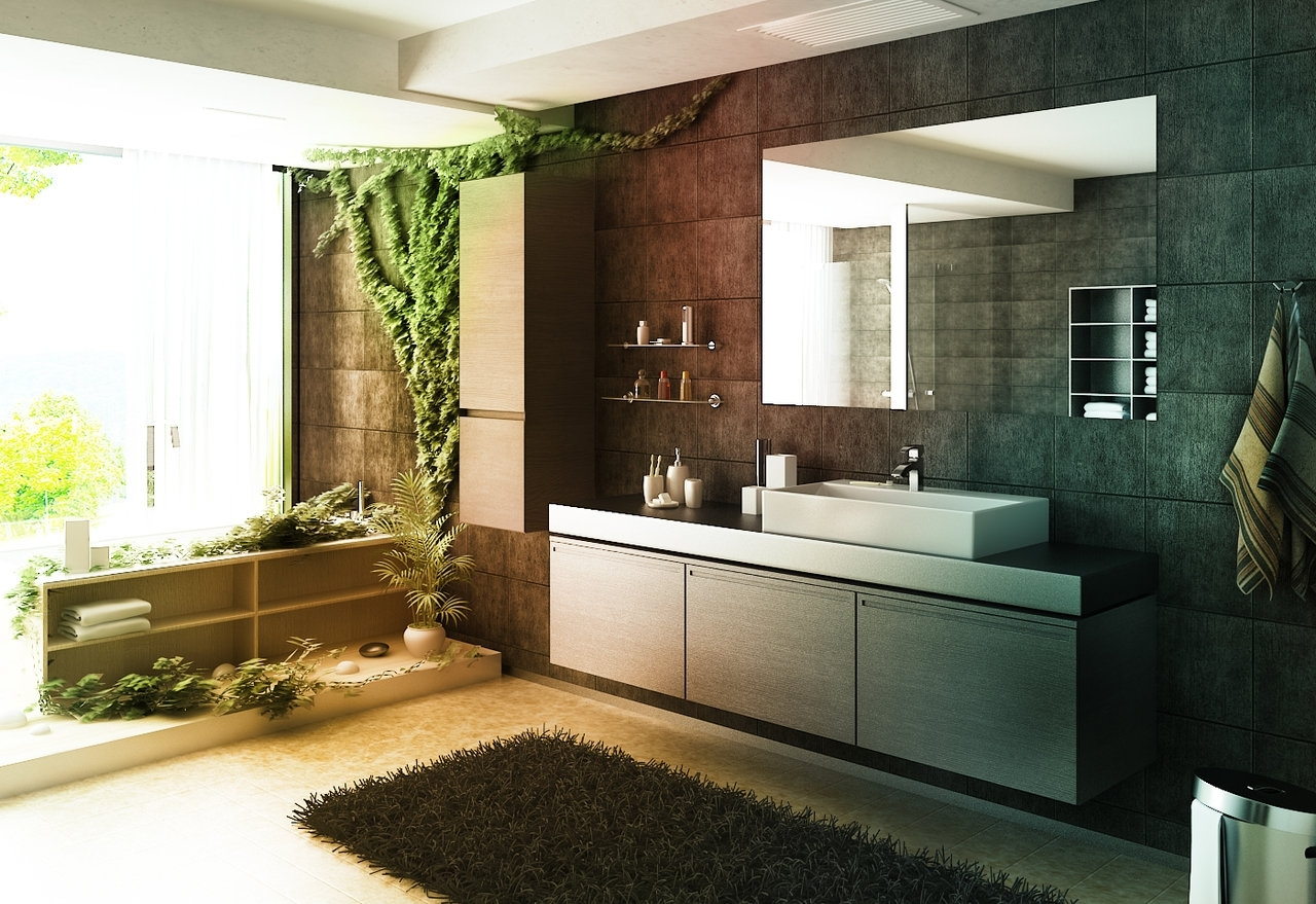 Camella Homes | Ways To Make A More Eco Friendly Bathroom 40+ Camella Homes Bathroom Design Ideas