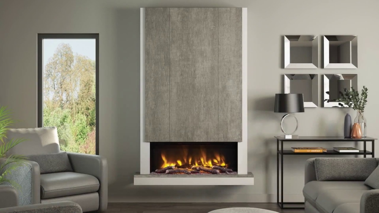 Camino Chimney Breast Electric Fireplace Suiteelgin & Hall Fireplaces Living Room Chimney Breast