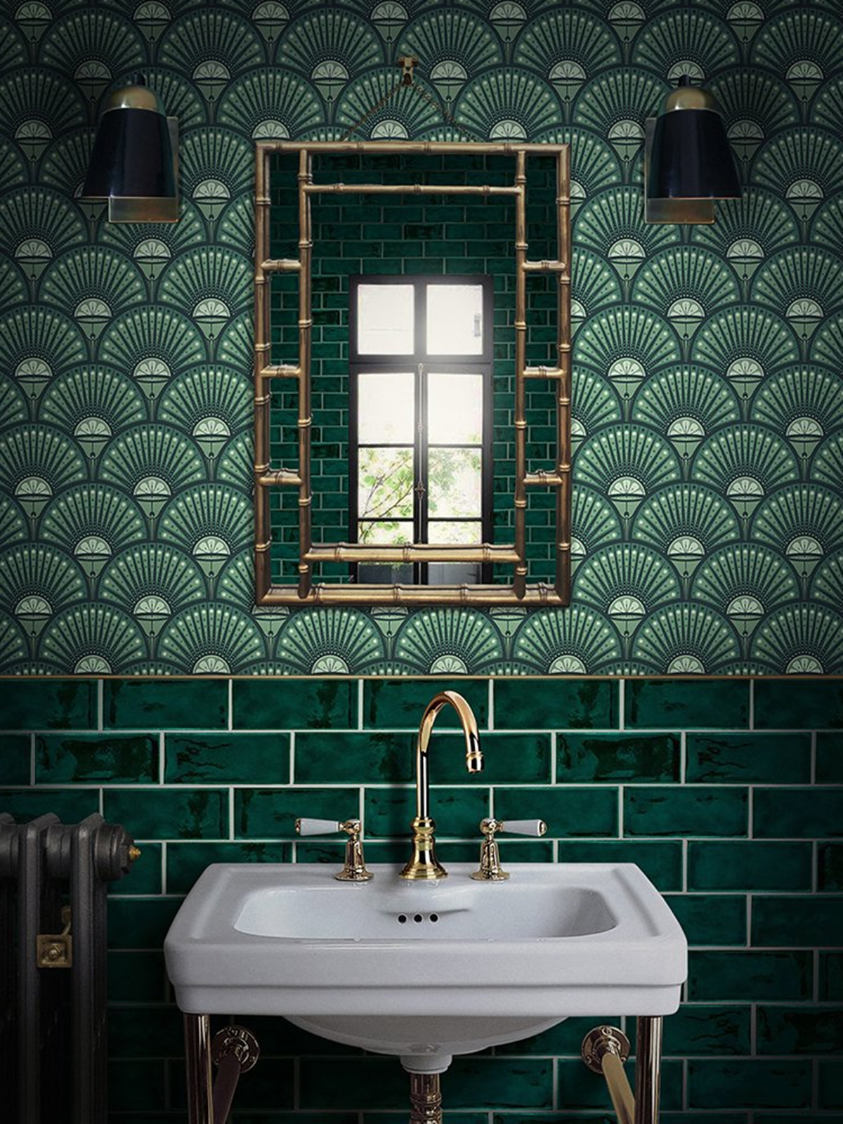 Can You Wallpaper A Bathroom And If So, How? – Sophie Robinson Little Greene Bathroom