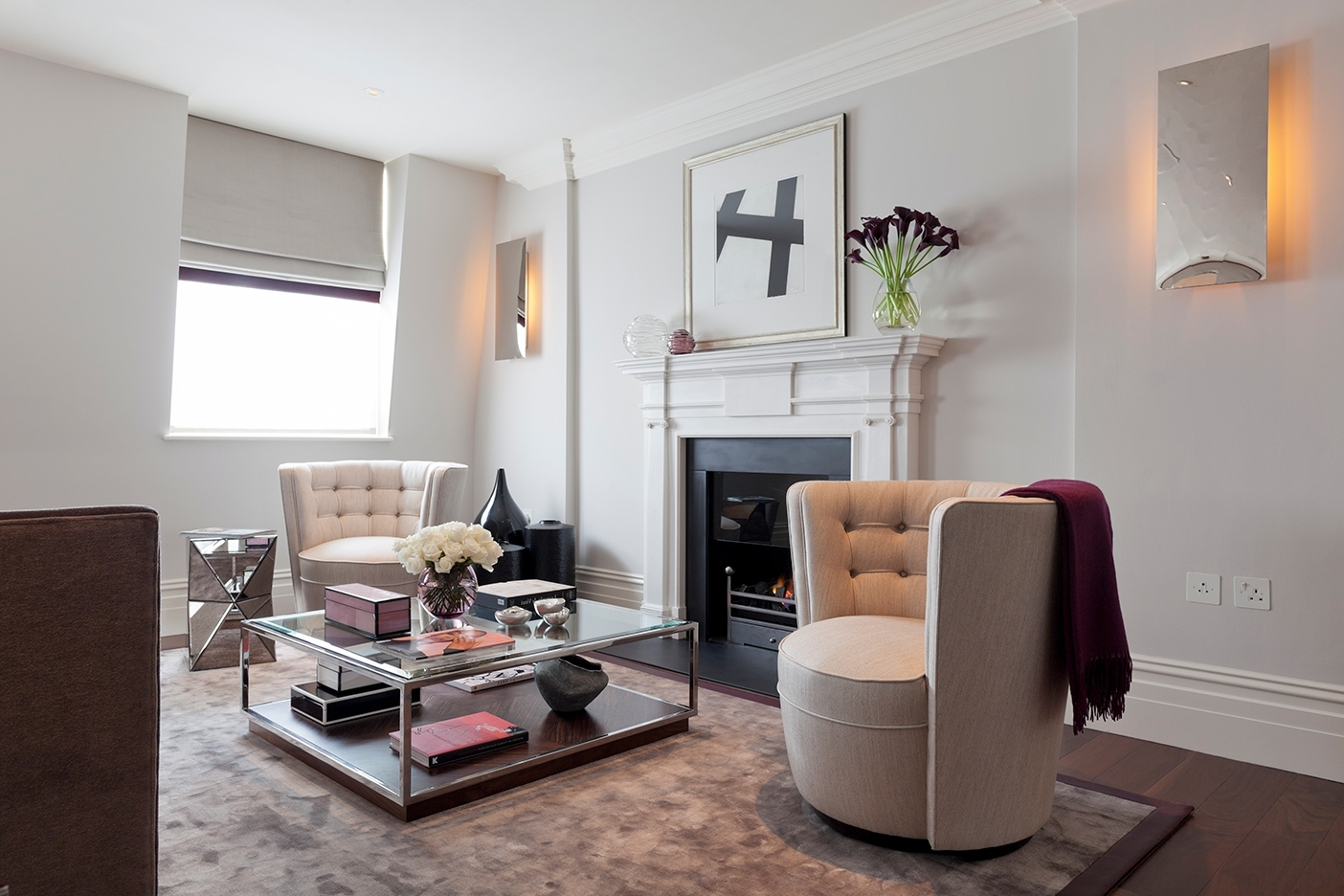 Chesneys Usa | Expert Advice On Size And Style Of Fireplaces 30+ Living Room Chimney Breast Inspirations