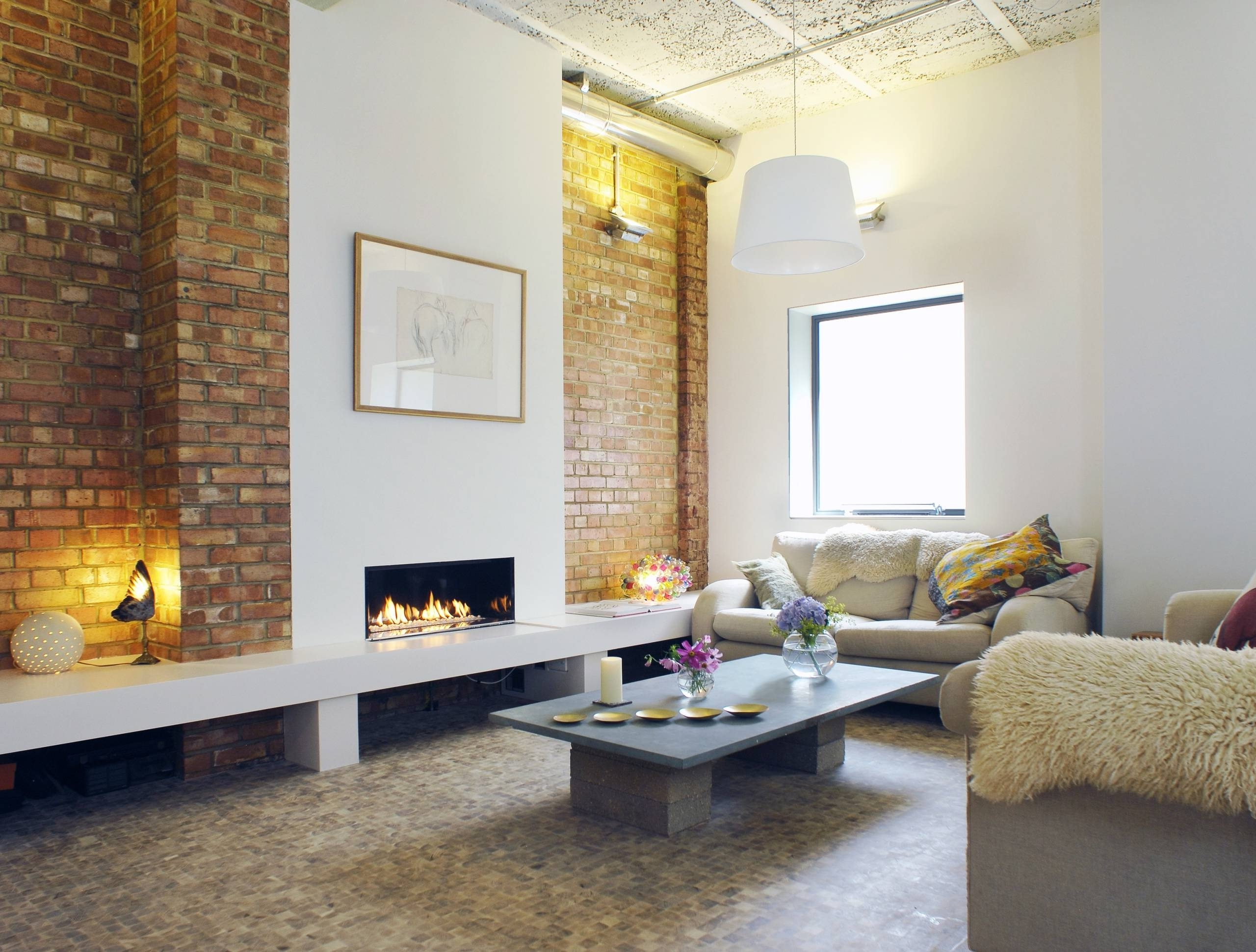 Chimney Breast Contemporary | Houzz 30+ Small Living Room With Chimney Breast Inspirations