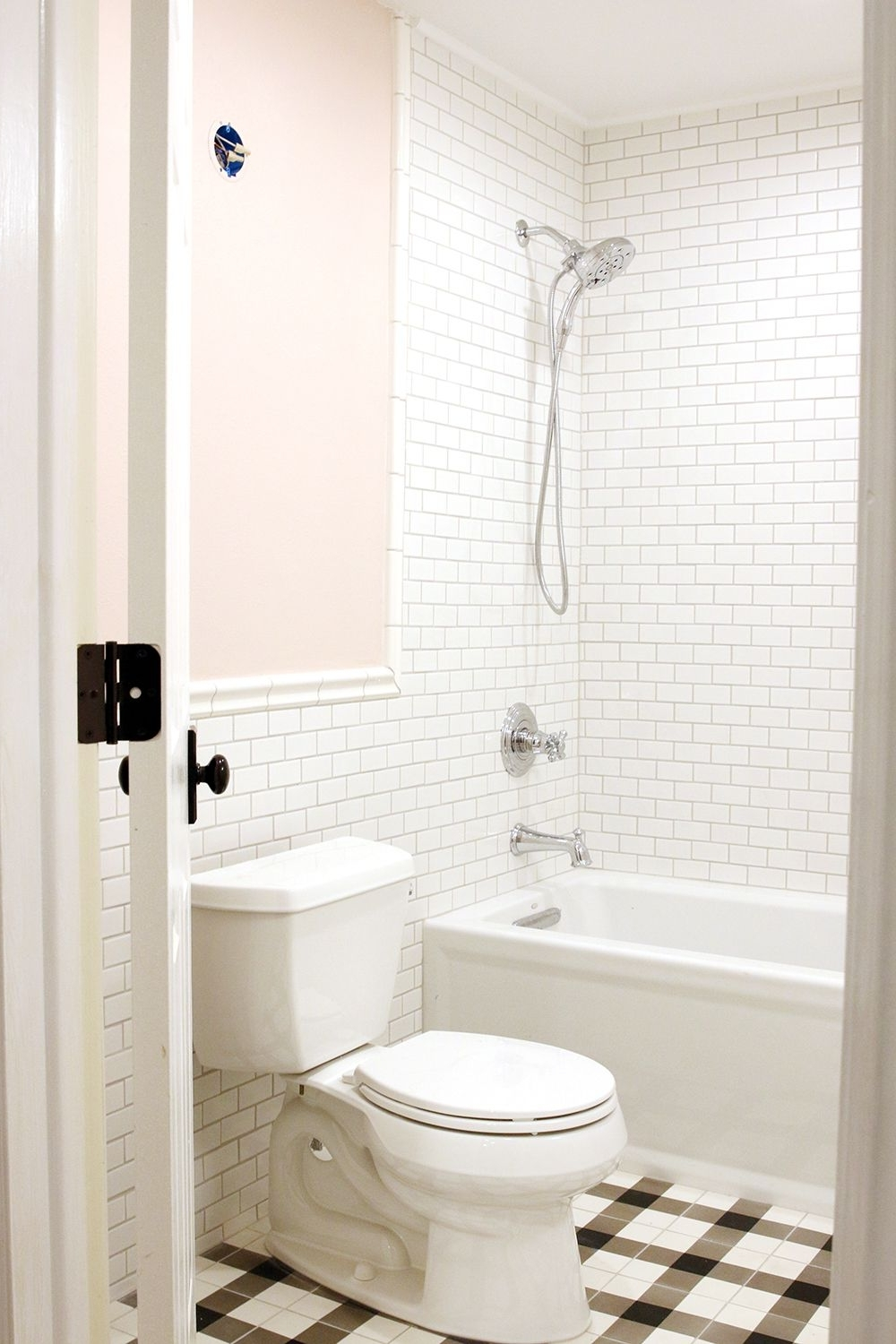 Choosing A Paint Color For Our Small, Windowless Bathroom Small Windowless Bathroom Decorating