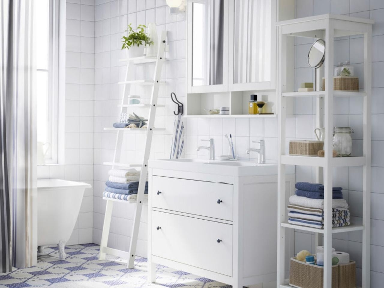 Clean Your Bathroom Once And Never Clean It Again   Hgtv'S Bathroom Design Tool Ikea