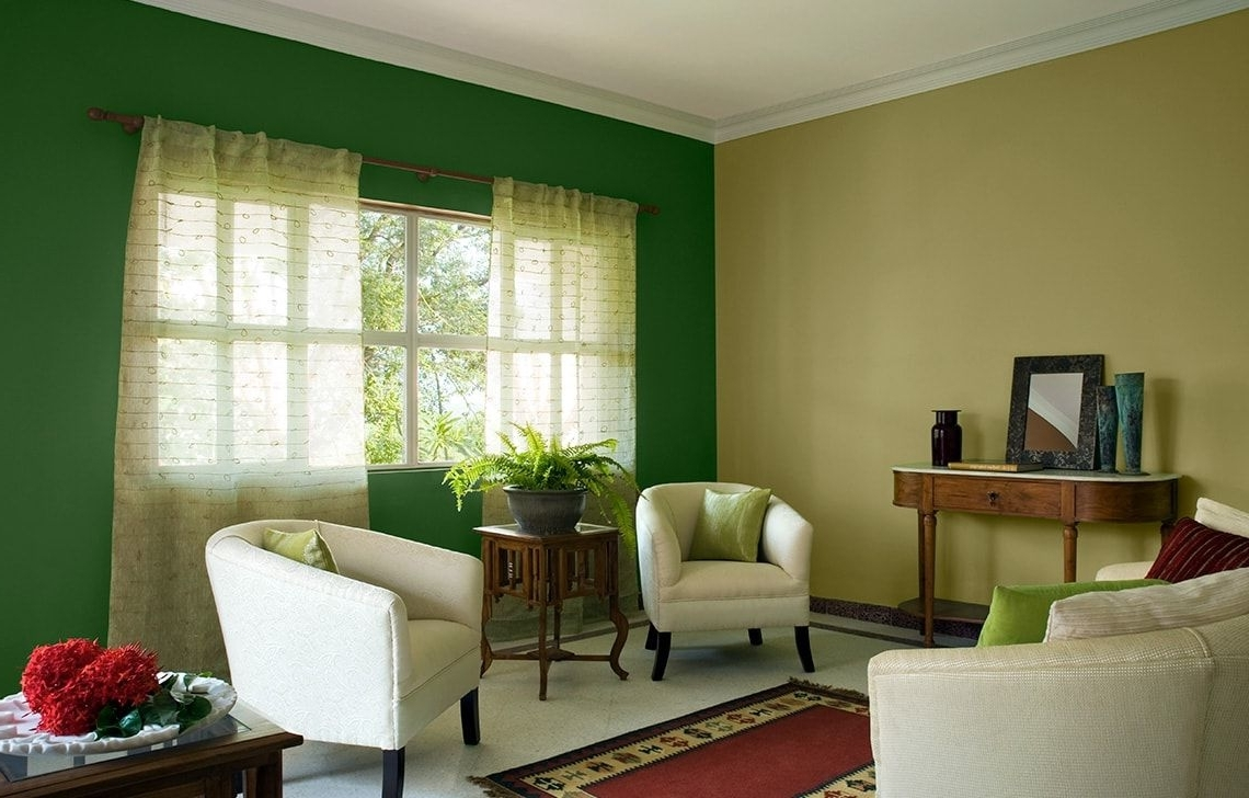 Colour Combinations Made Easy 30+ Asian Paints Living Room Color Combination Ideas