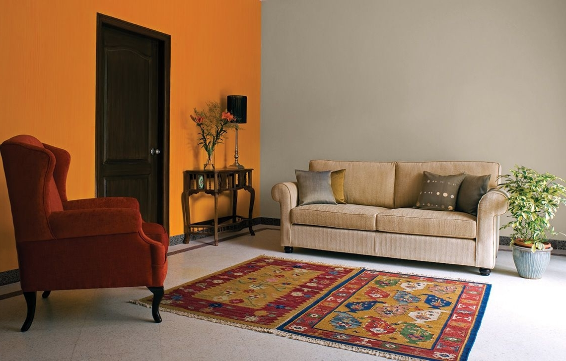 Colour Combinations Made Easy Asian Paints Colour Combination Living Room