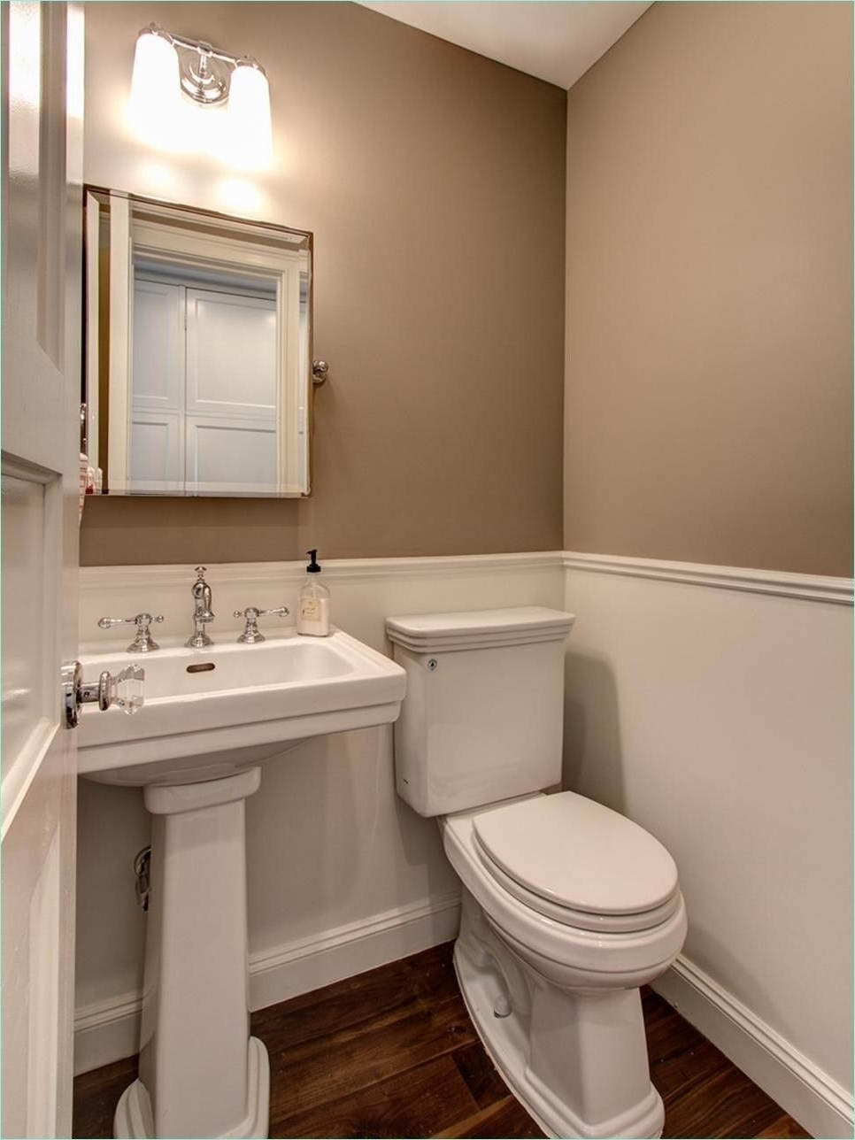Coolest Small Bathrooms With Wainscoting Decorecord 10+ Small Bathroom Designs With Wainscoting Ideas