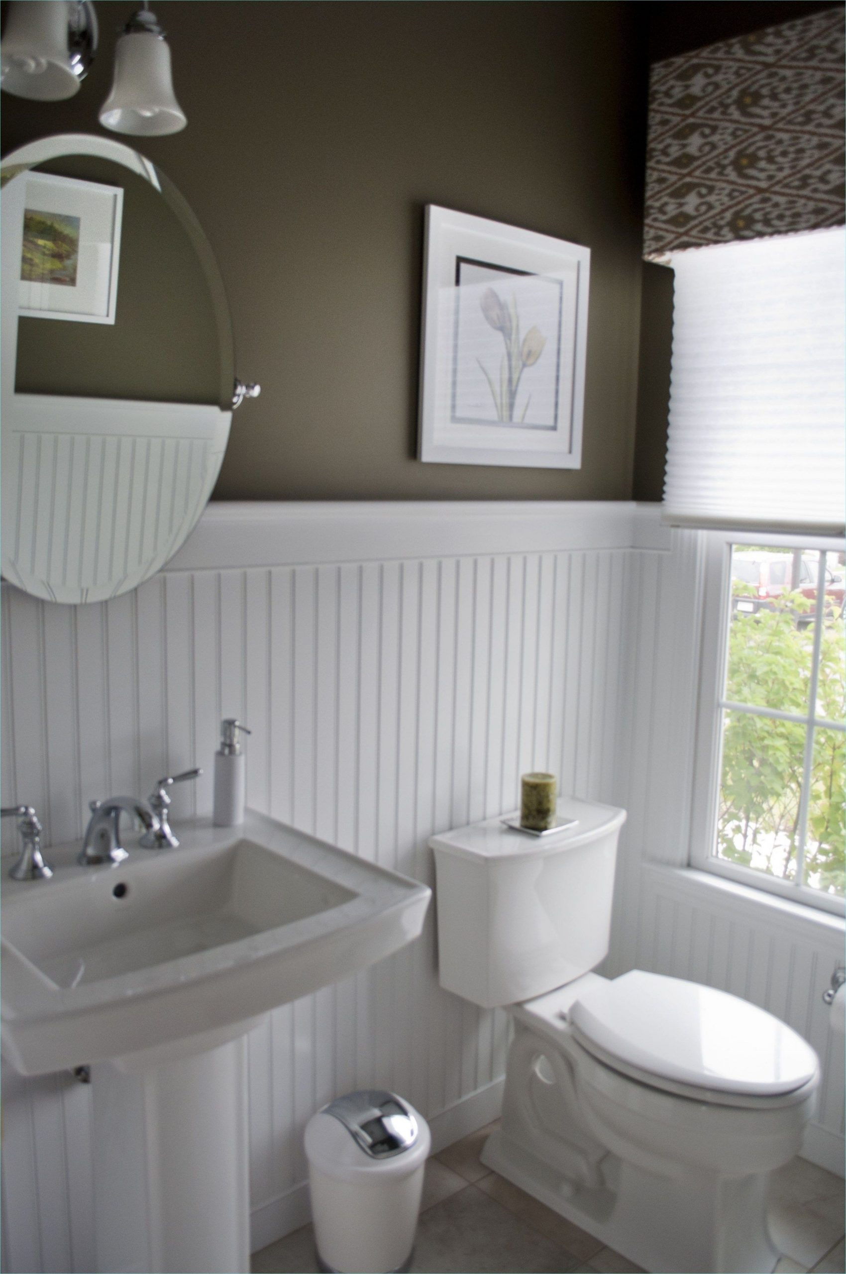 Coolest Small Bathrooms With Wainscoting Decorecord In Wainscoting Bathroom Pictures
