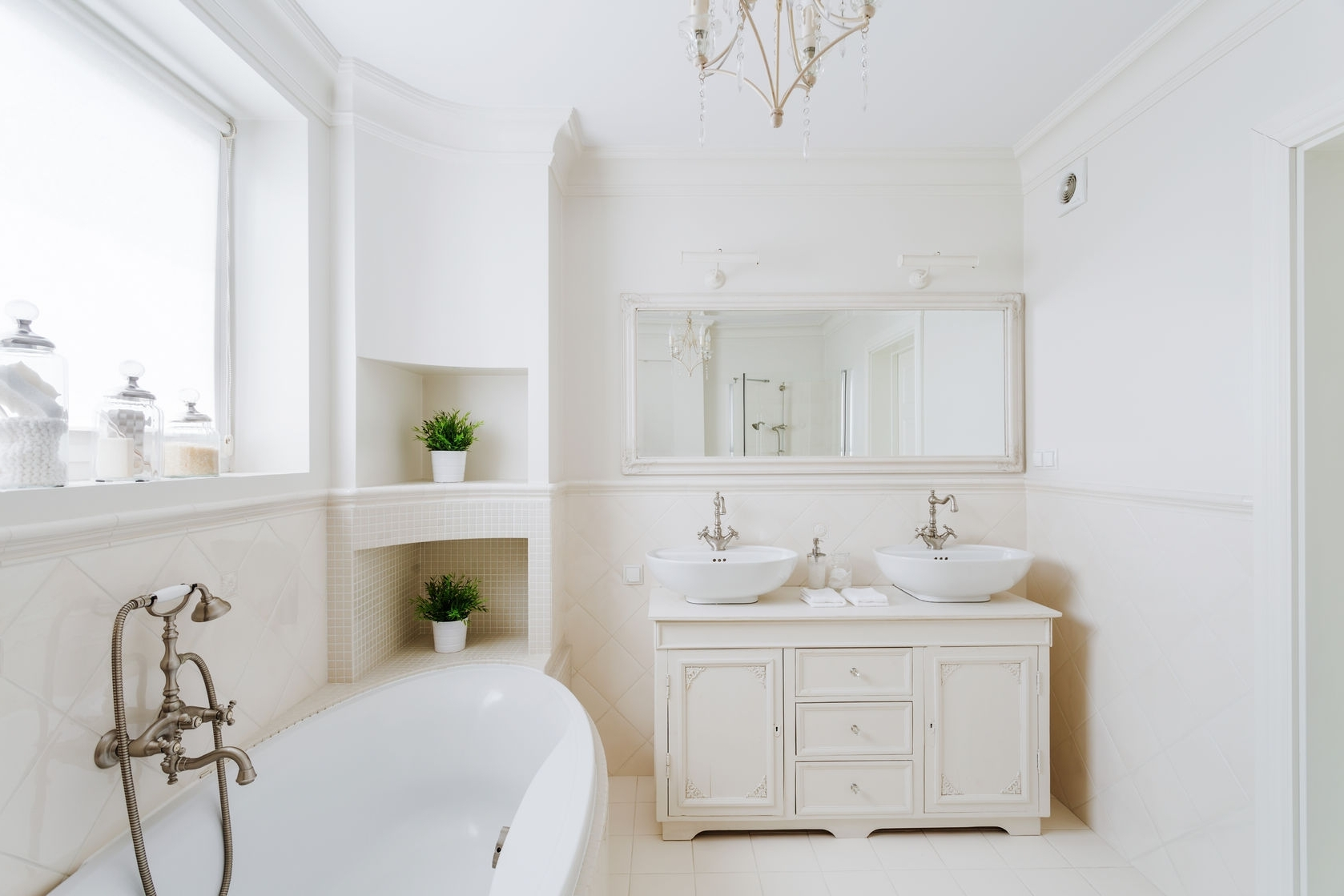 Create The Look: French Provincial Bathroom Style French Provincial Bathroom