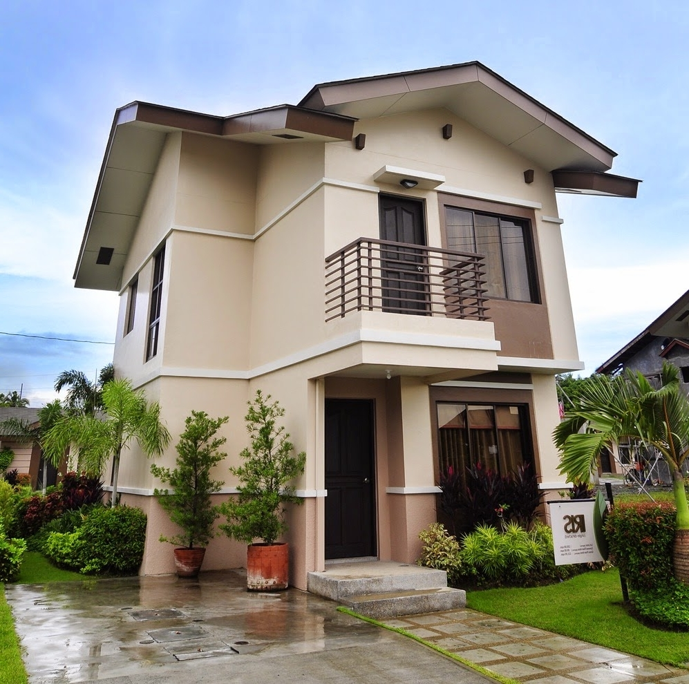 Design Of Small 2 Storey House | Home Design Network 10+ Low Cost 2 Storey Apartment Design Philippines Ideas