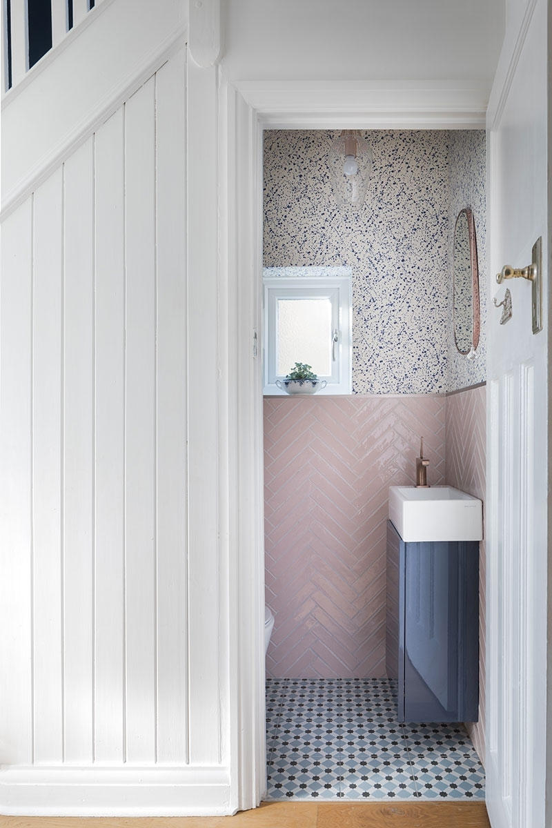 Design Your Ideal Cloakroom In Six Easy Steps 10+ Cloakroom Bathroom Inspirations