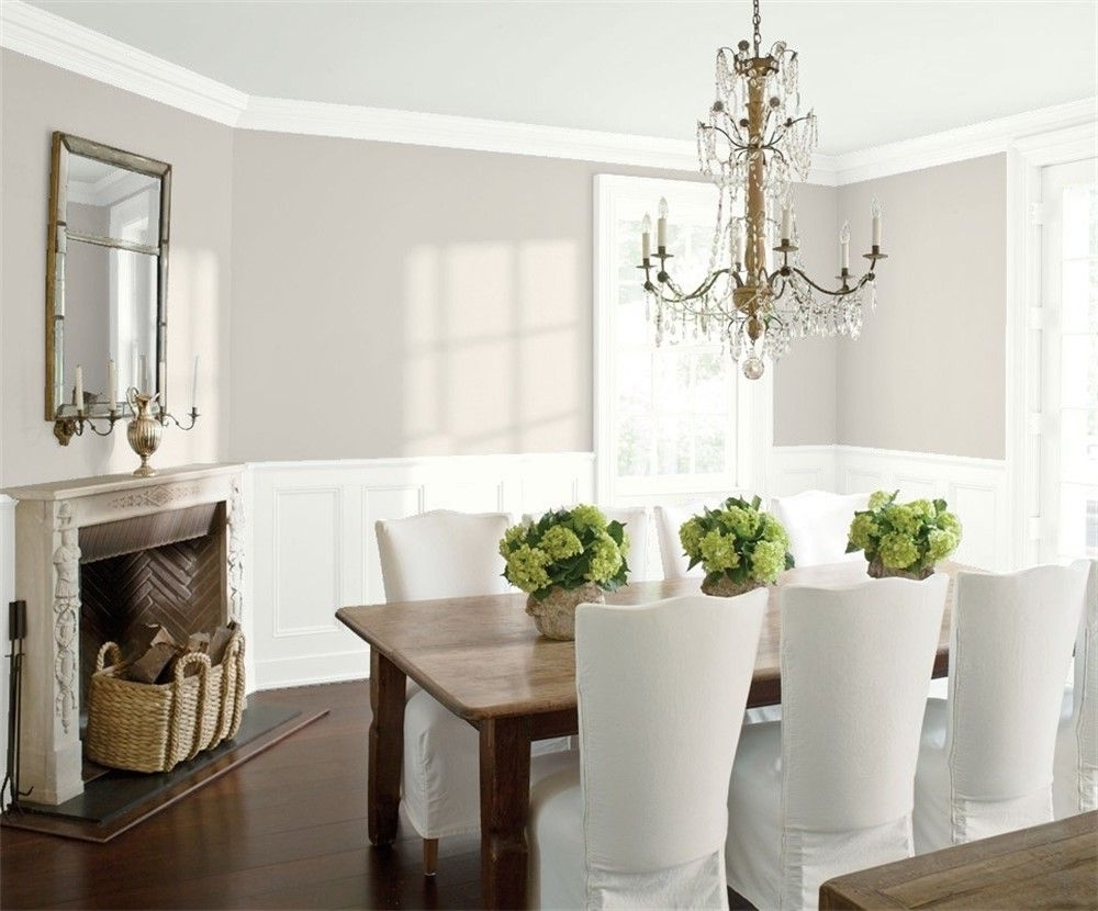 Dining Room 2   Benjamin Moore   Dining Room Paint, Dining Abalone Paint Color Living Room