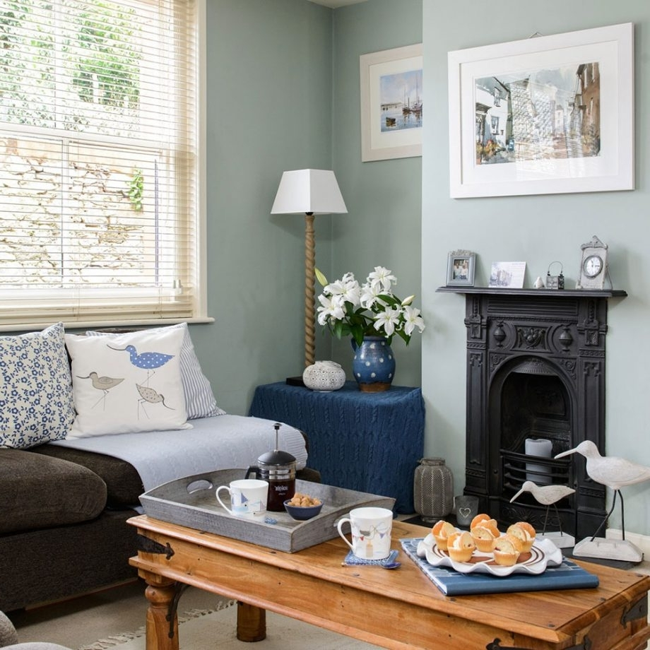 Duck Egg Living Room Ideas To Help You Create A Beautiful Scheme 10+ Living Room Decorating Duck Egg Ideas