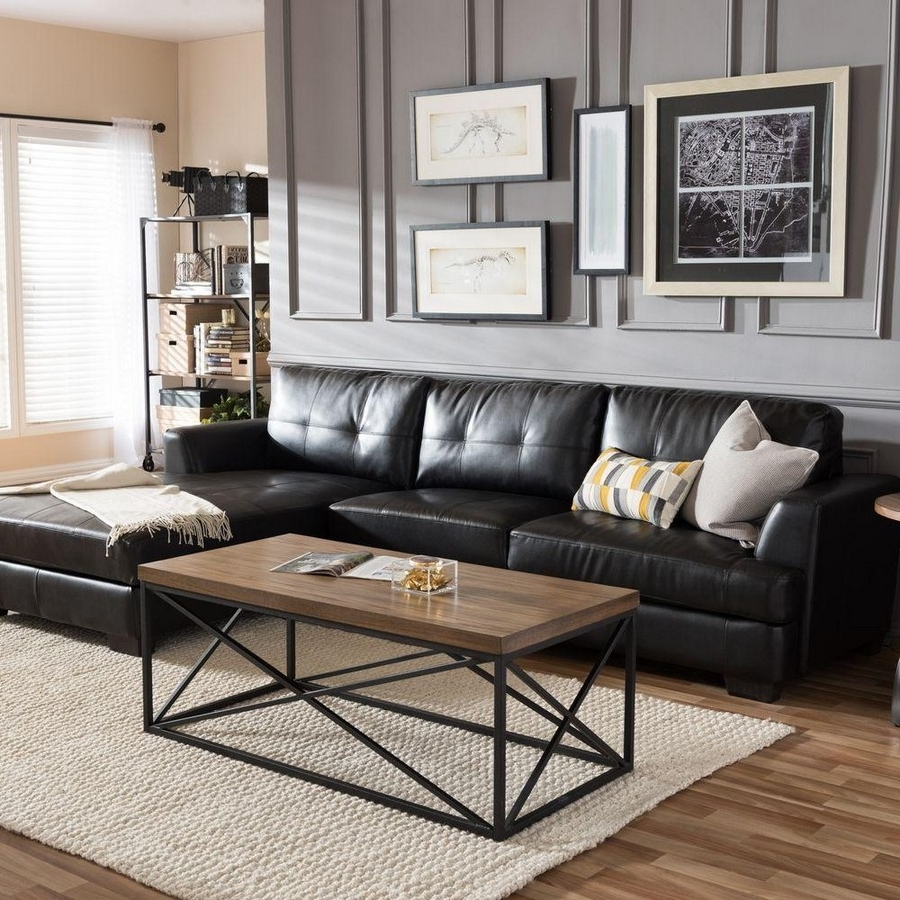 Enhance Your Living Room Decor With Outstanding Black 30+ Living Room Decorating Black Leather Couch Inspirations