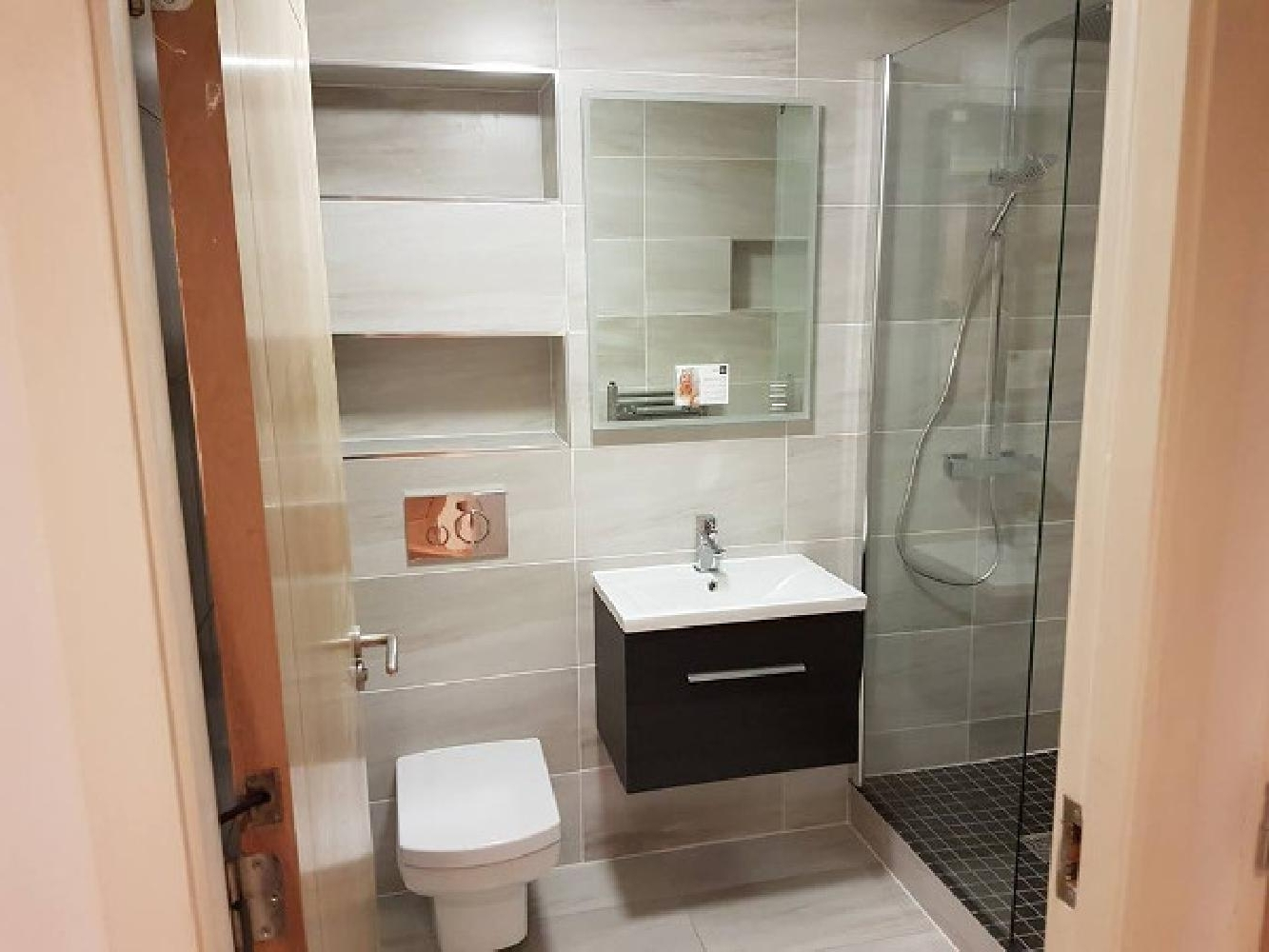 Ensuites | Bespoke Ensuite Bathroom Design & Installation Small Ensuite Bathroom Ireland