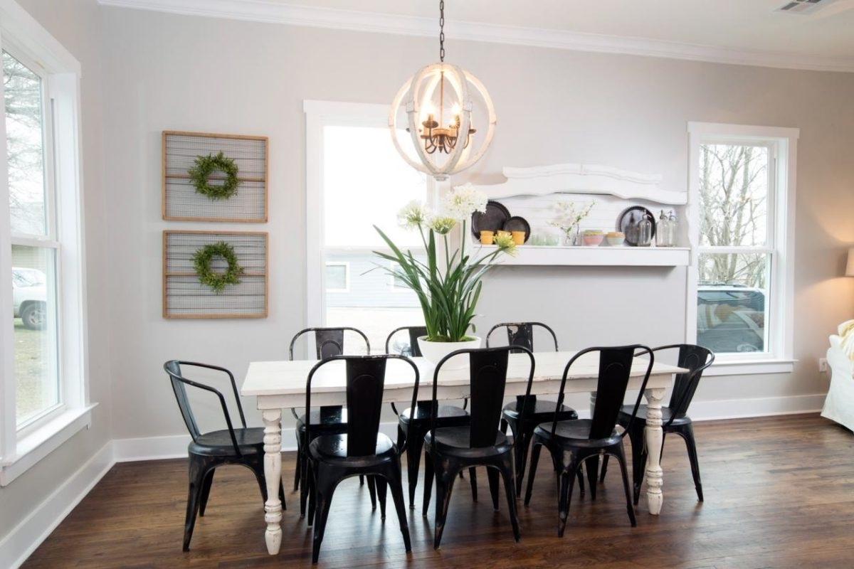 Favorite Fixer Upper Dining Rooms 10+ Joanna Gaines Dining Room Decorating Ideas Inspirations