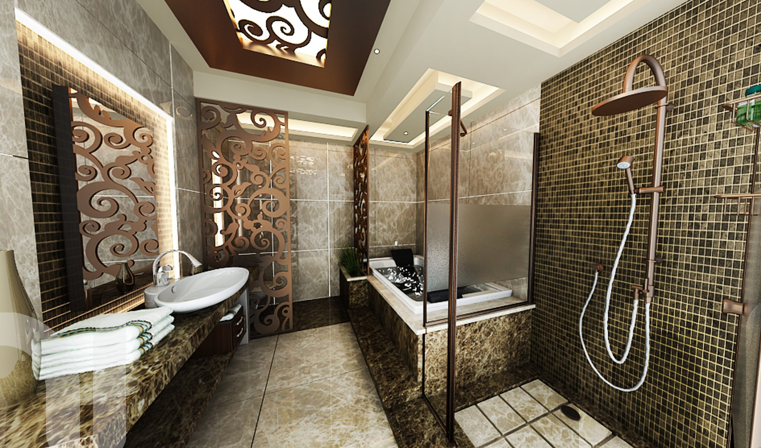 Feng Shui Your Bathroom – Inverse Architecture Feng Shui Small Bathroom