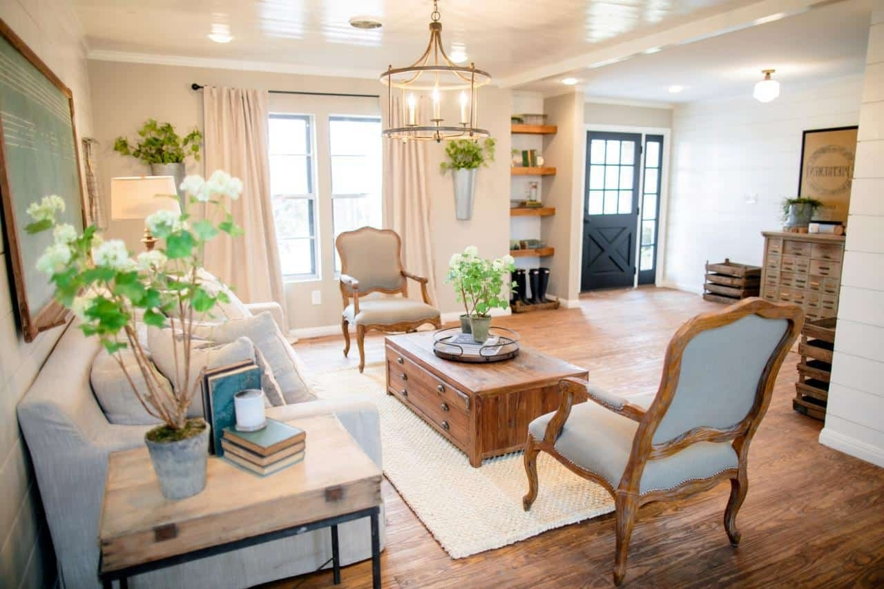 Fixer Upper Kitchens, Living And Dining Rooms {21 Favorites!} Joanna Gaines Dining Room Decorating Ideas