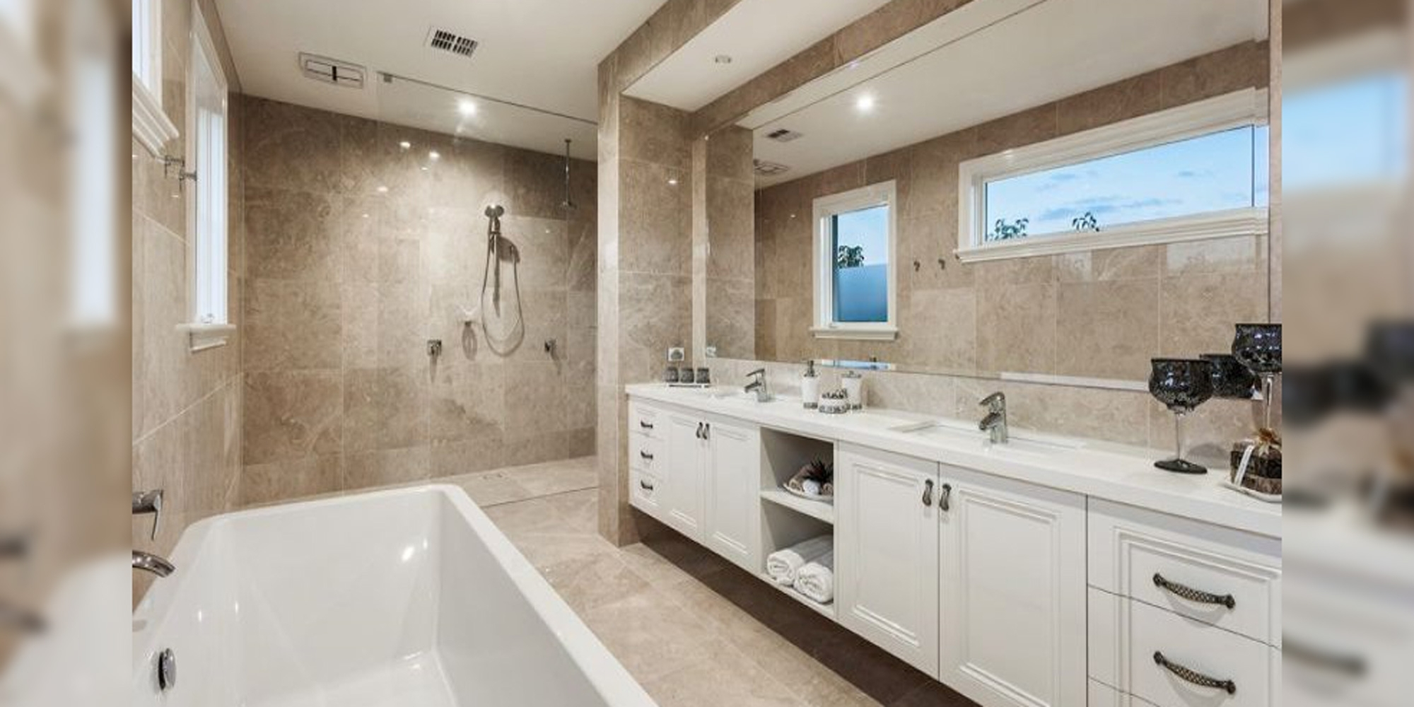 French Country Bathroom Design Ideas | Beautiful Bathroom Provincial Bathroom Design