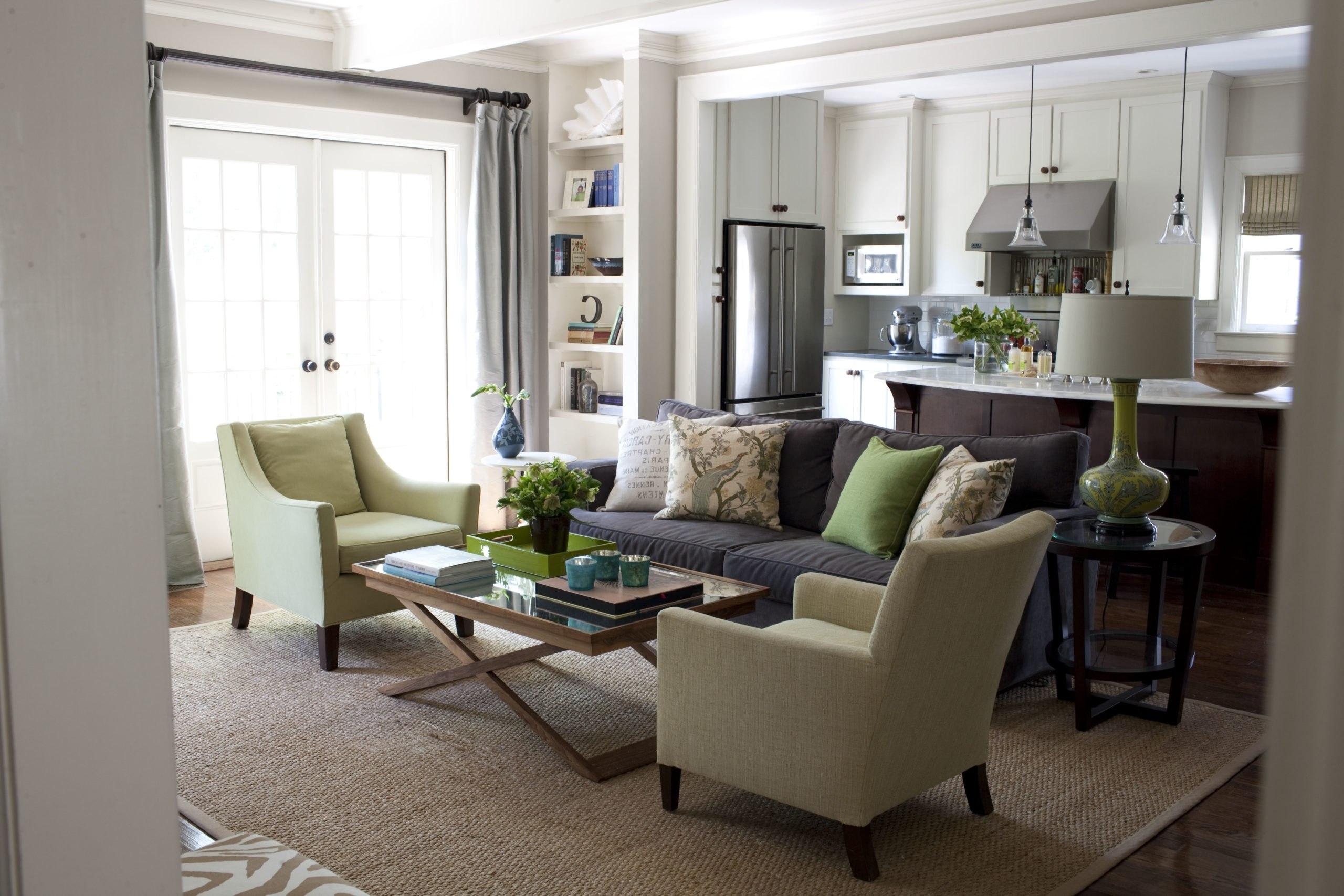 Green Living Rooms Better Homes And Gardens Real Estate Life 40+ Better Homes Living Room Ideas