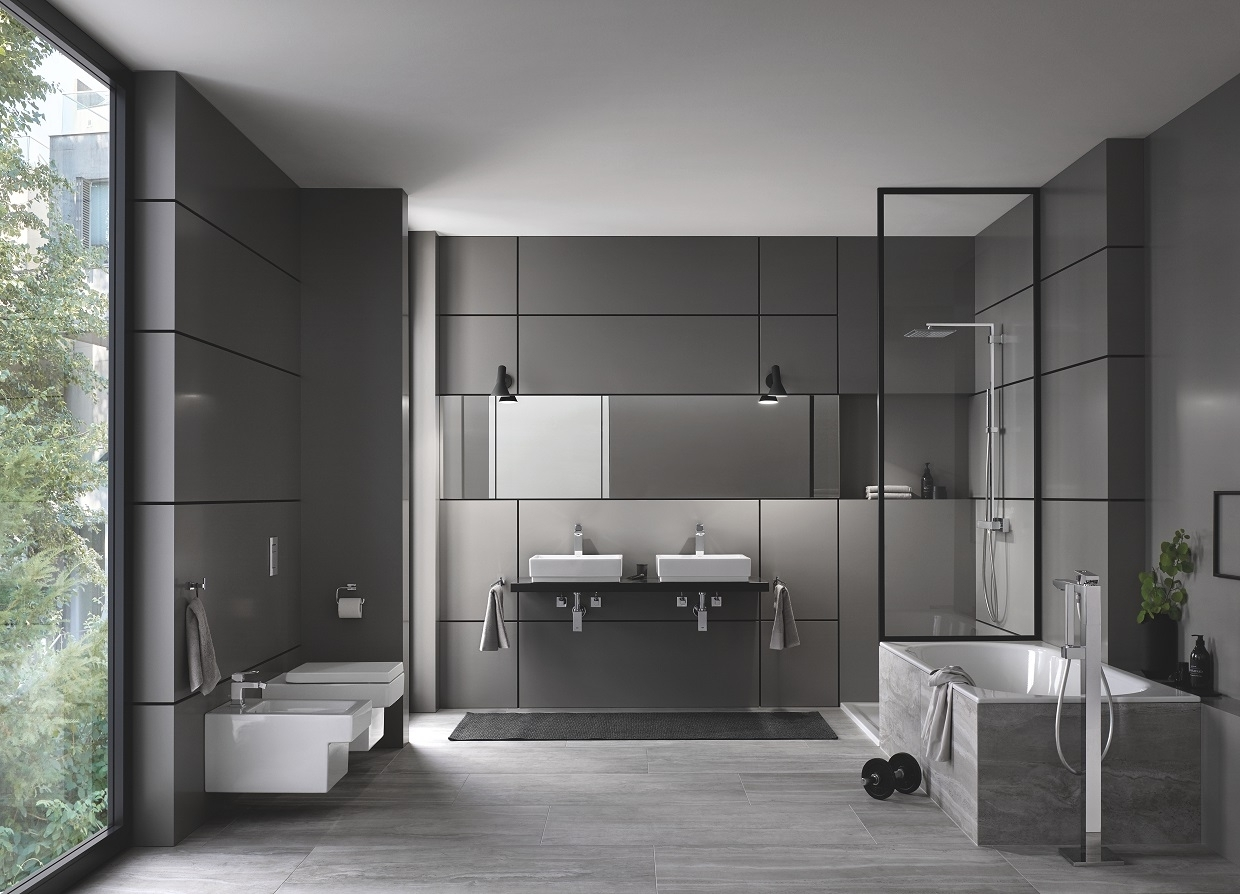 Grohe Perfect Match: The Curated Bathroom Concept For A 20+ Bathroom Design Set All Inclusive Grohe Ideas