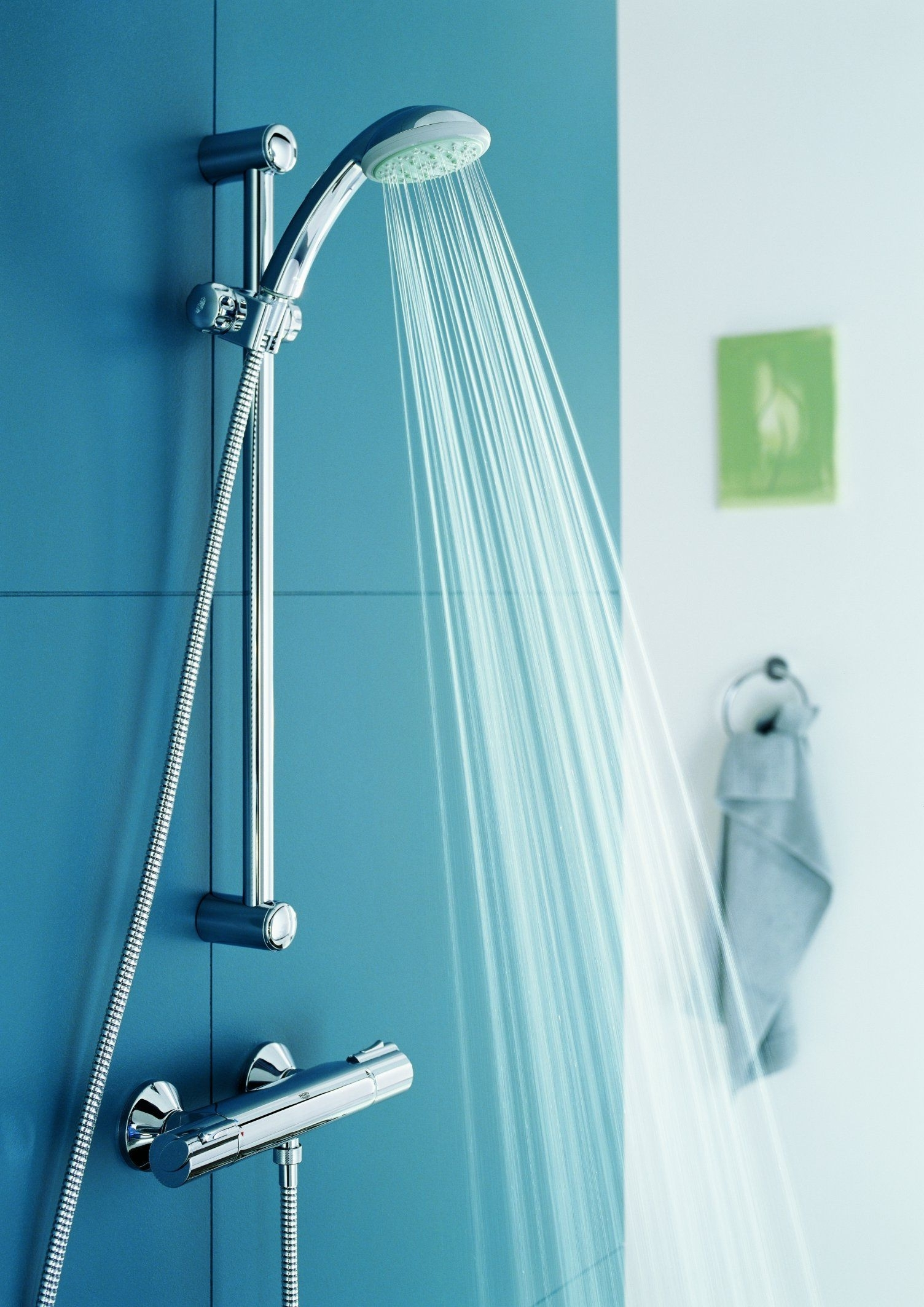 Grohe'S Grohemaster 2000 Is Available As A Complete Set Bathroom Design Set All Inclusive Grohe
