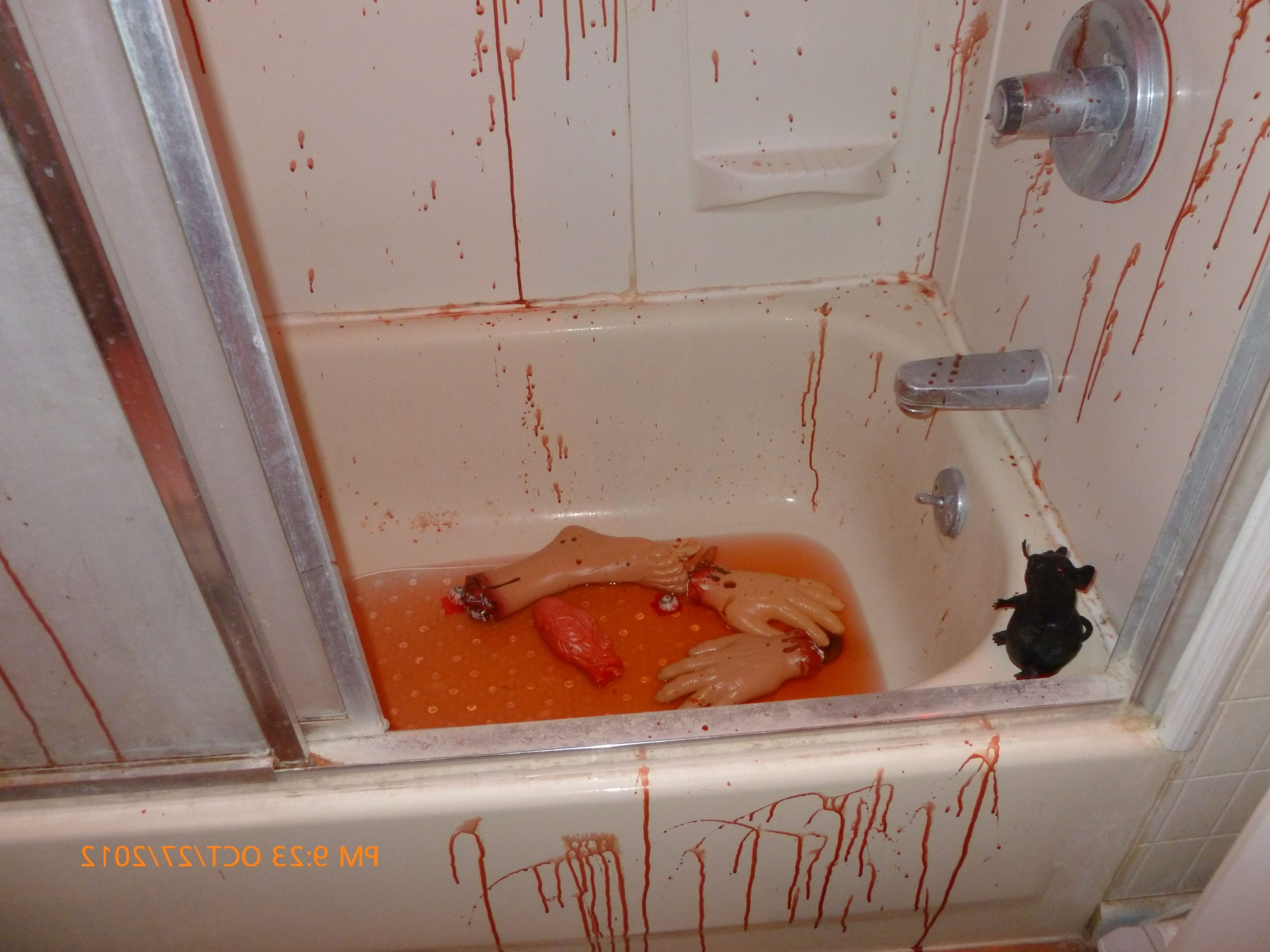 Halloween Bathroom   Halloween Bathroom, Halloween Party 20+ Scary Halloween Bathroom Inspirations