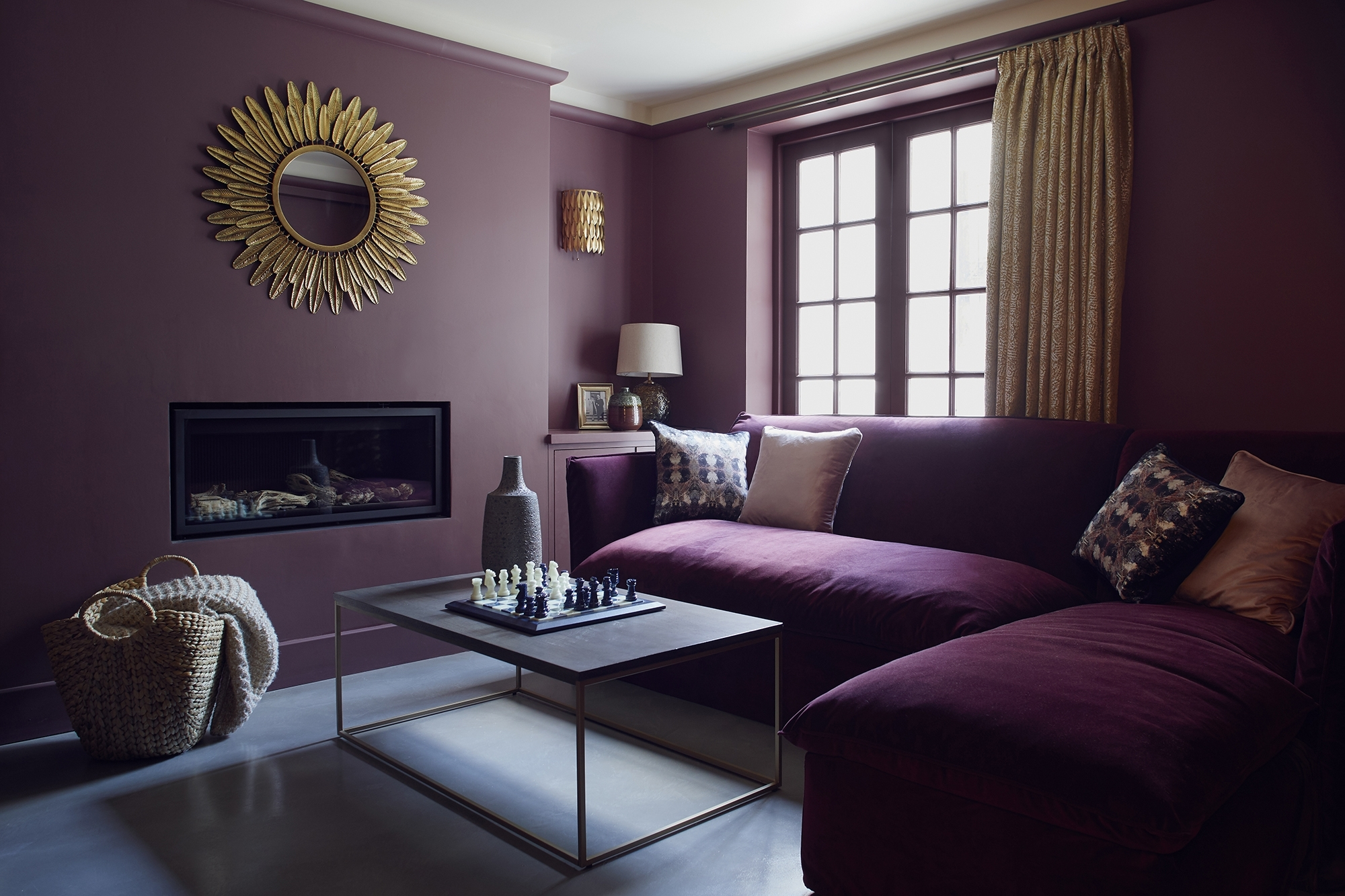 Here'S How You Can Give Your Home A Bold Makeover With Awakening Asian Paints Model Living Room Pictures