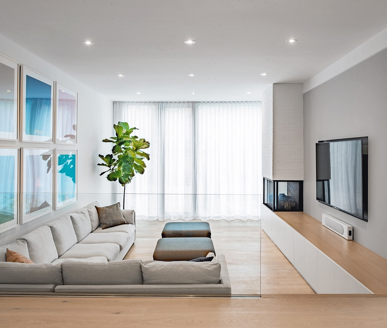 Here'S Why Sunken Living Rooms Make Perfect Sense 30+ Sunken Living Room Ideas