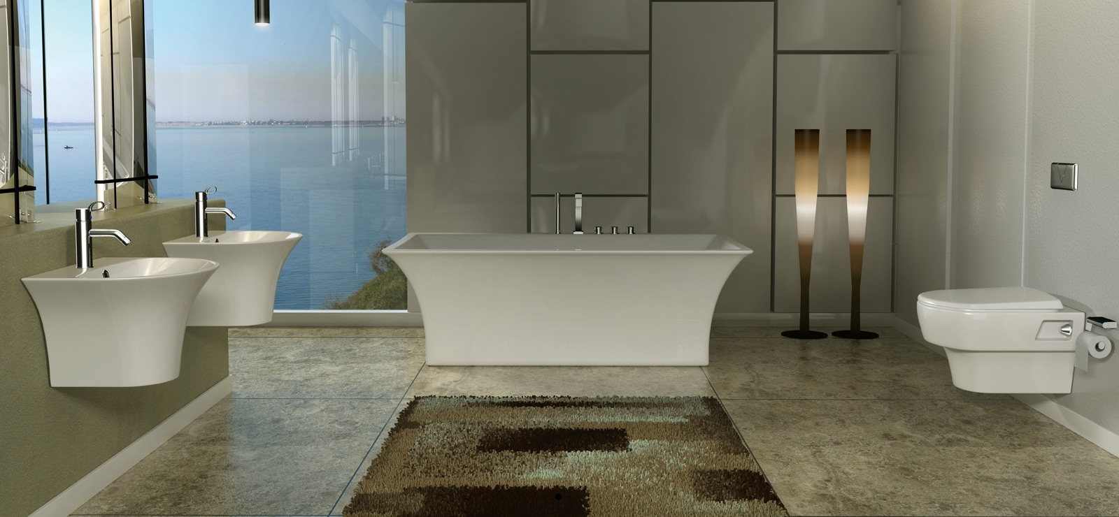 Hindware Premium Bathroom Collection | Hindwarehomes Hindware Bathroom Design