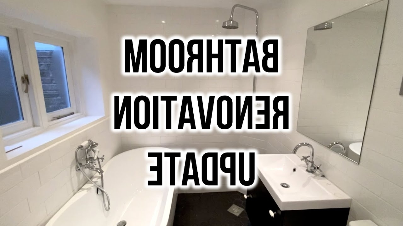 House Update Bathroom Renovation Plans & Reveal, Moving Vlog + Wickes Bathroom Ad Wickes Bathroom Design