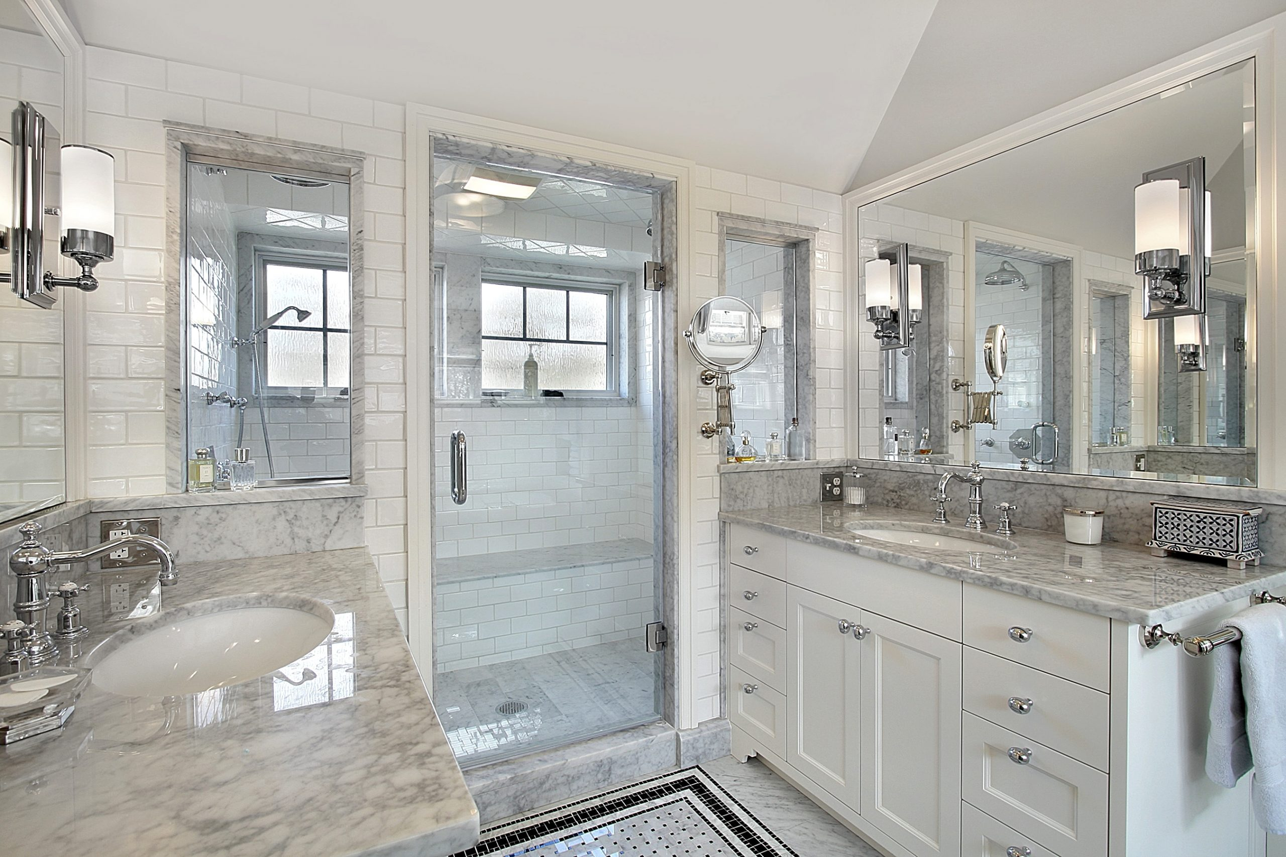 How Much Does A New Bathroom Increase Home Value | Rwc | Est 30+ Raised Ranch Bathroom Remodel Inspirations
