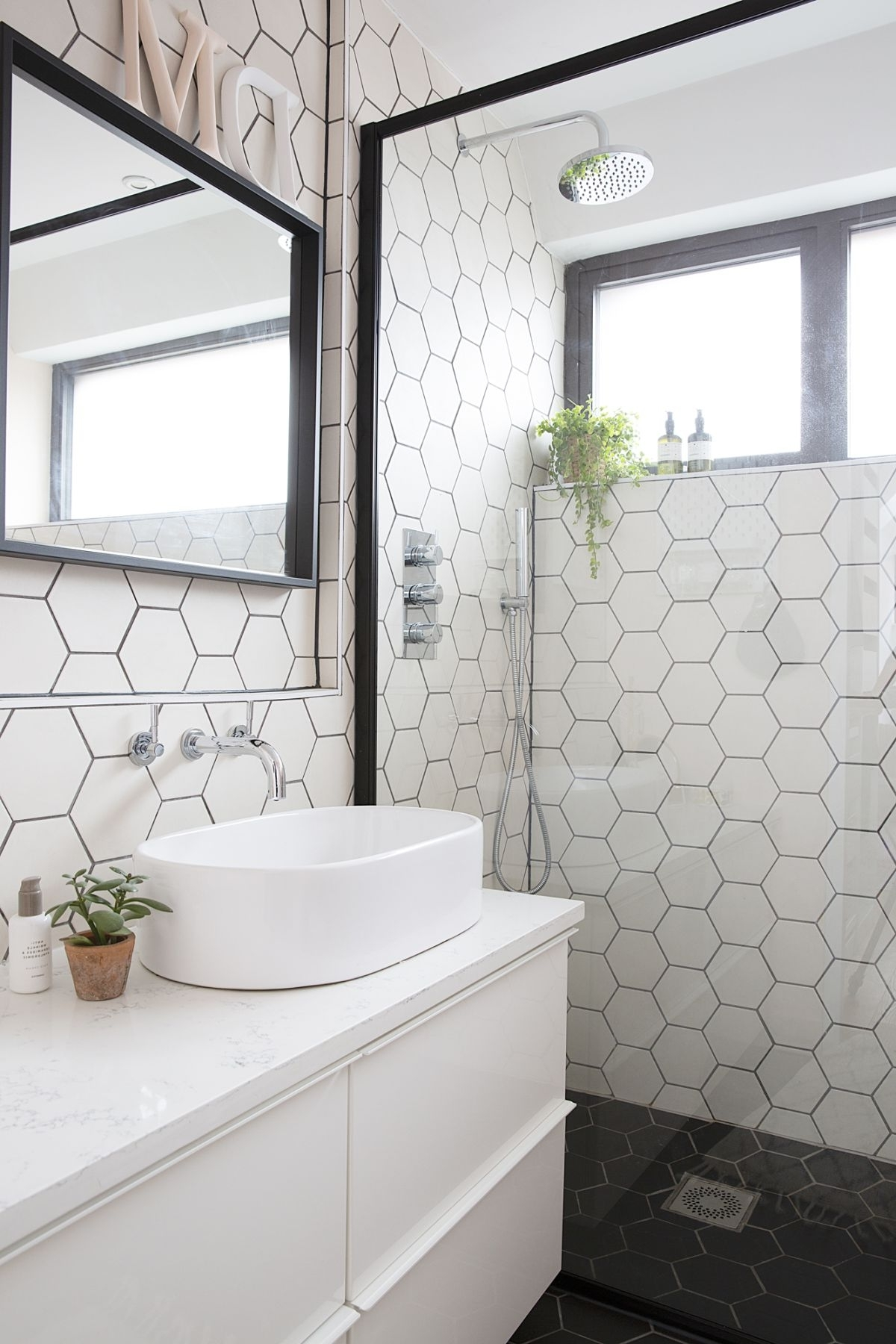 How To Choose Tiles For A Small Bathroom | Real Homes Metro Tiles Small Bathroom