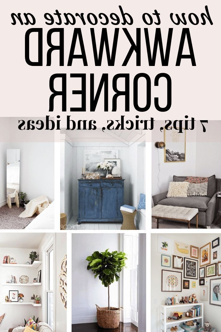 How To Decorate An Awkward Corner. Tips For Filling An Empty 30+ Decorating An Awkward Living Room Ideas