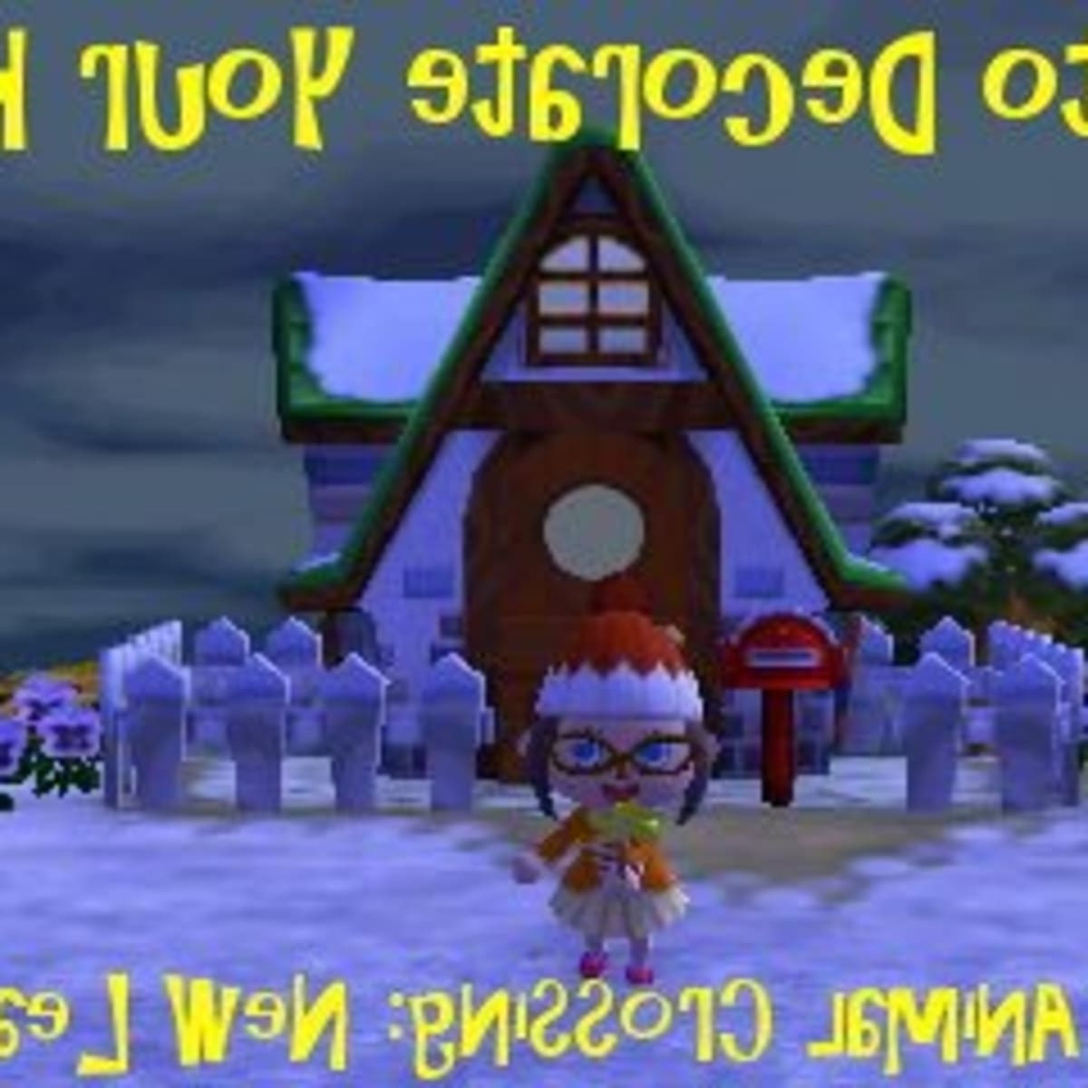 """How To Decorate Your House In """"Animal Crossing: New Leaf 20+ Acnl Living Room Inspirations"""
