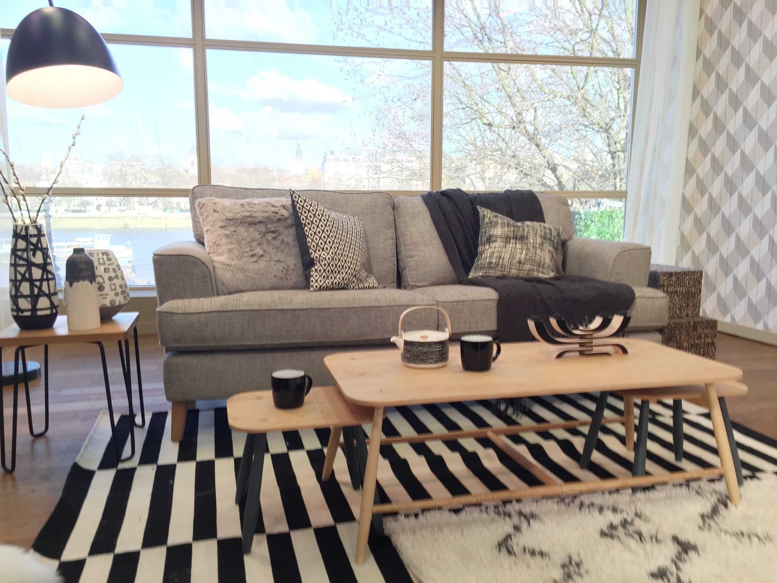 How To Get A Scandi Look Living Room For Interior Design Marks And Spencer Living Room